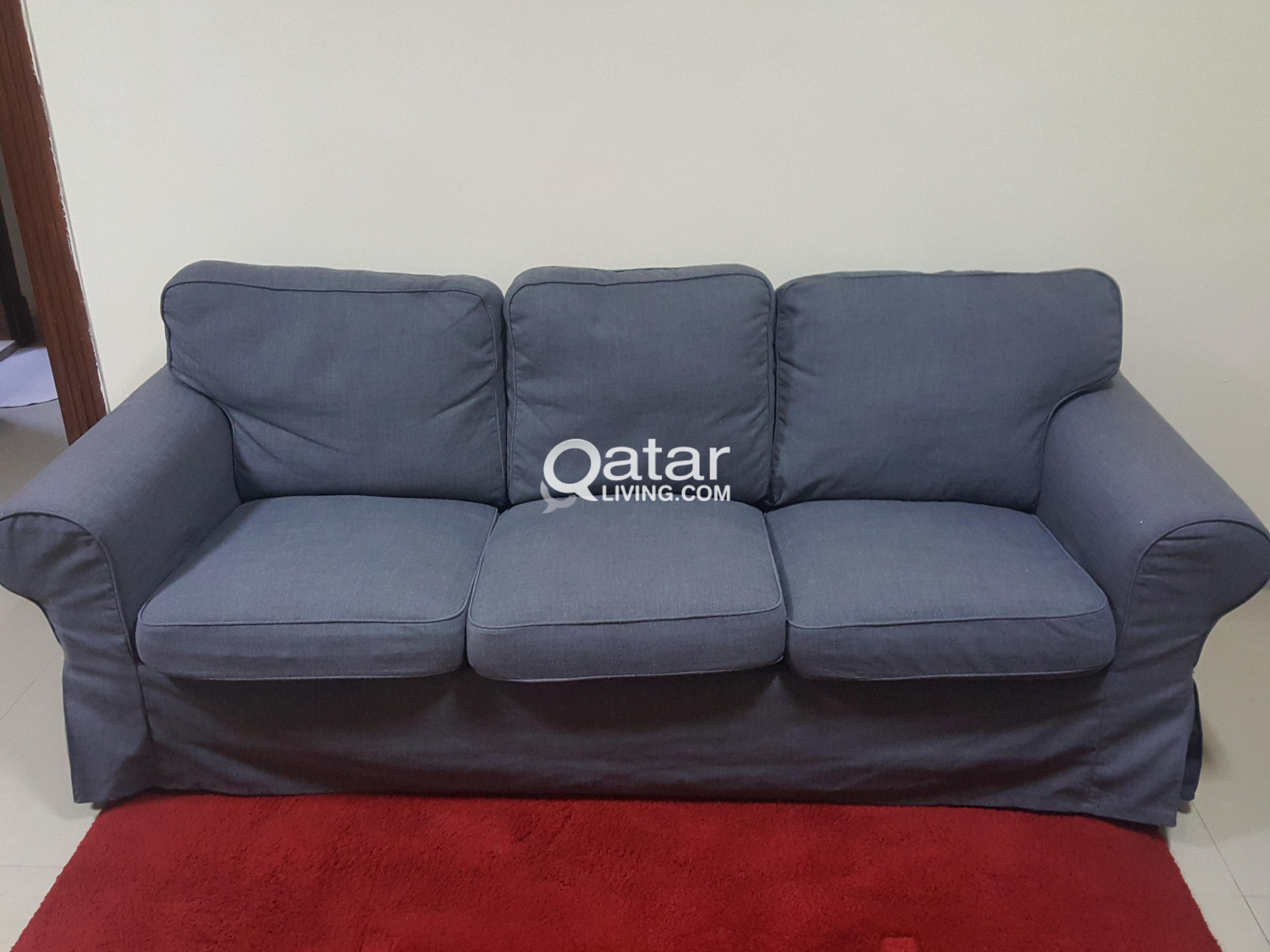 3 Seater Comfy Sofa Ikea Qatar Living