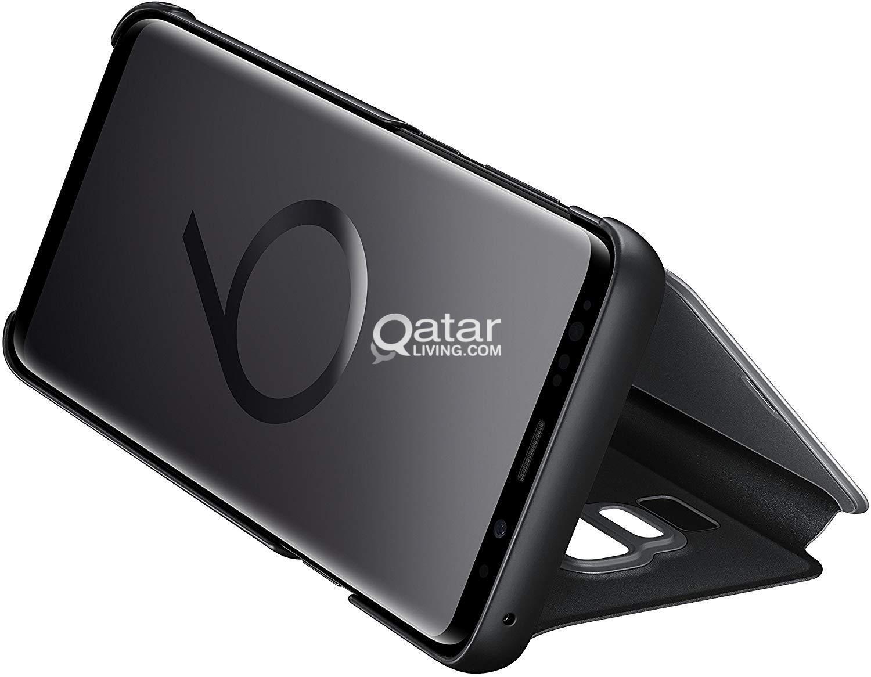 buy popular 925b2 b7960 SAMSUNG GALAXY S9 PLUS SVIEW/LED FLIP COVERS | Qatar Living