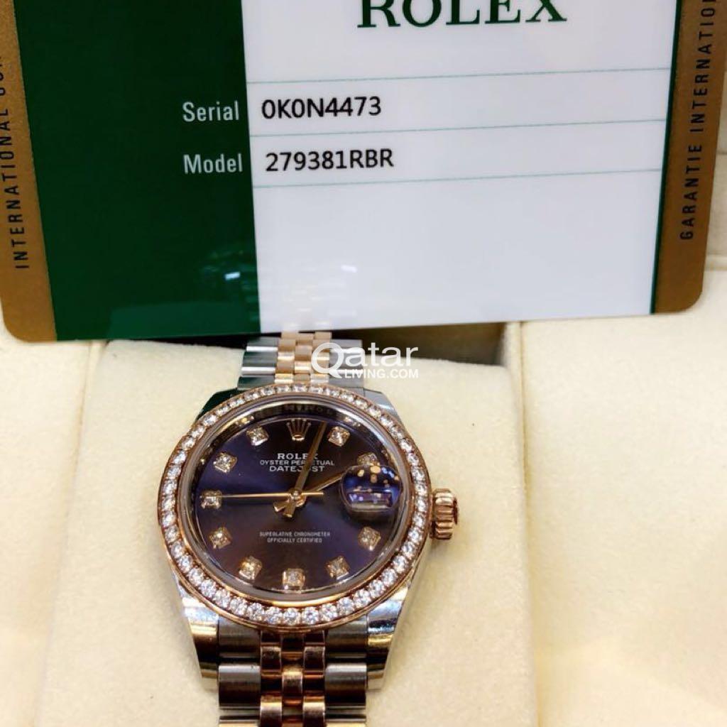 1e15975a9 للبيع ساعة رولكس أصلية | Qatar Living