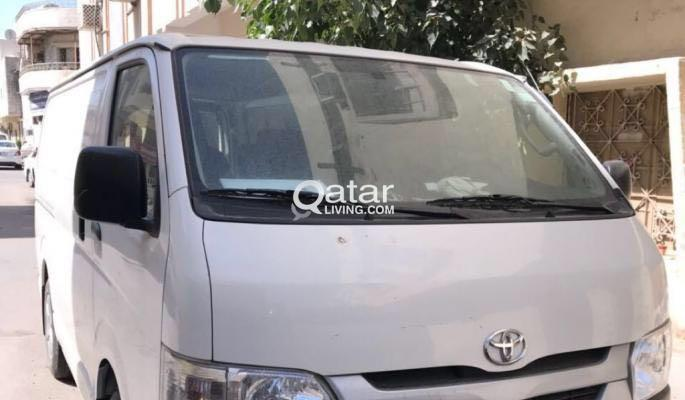 58414190db title  title  title  title  title  title. Information. Toyota Hiace  Delivery Van For Sale Model  2015 70000km Perfect Condition ...