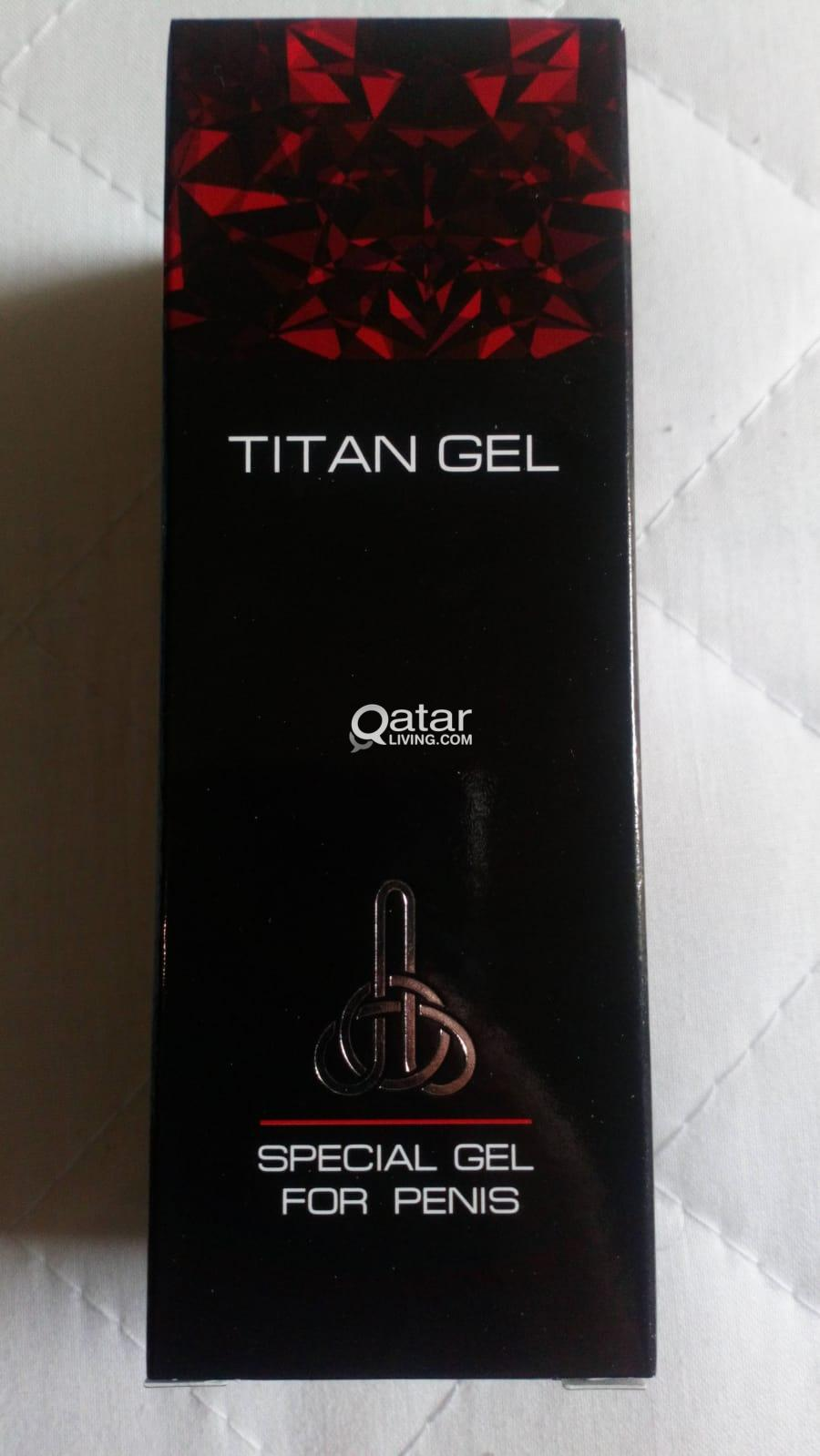 Titan Gel Now In Qatar For Just 180 Qr Qatar Living