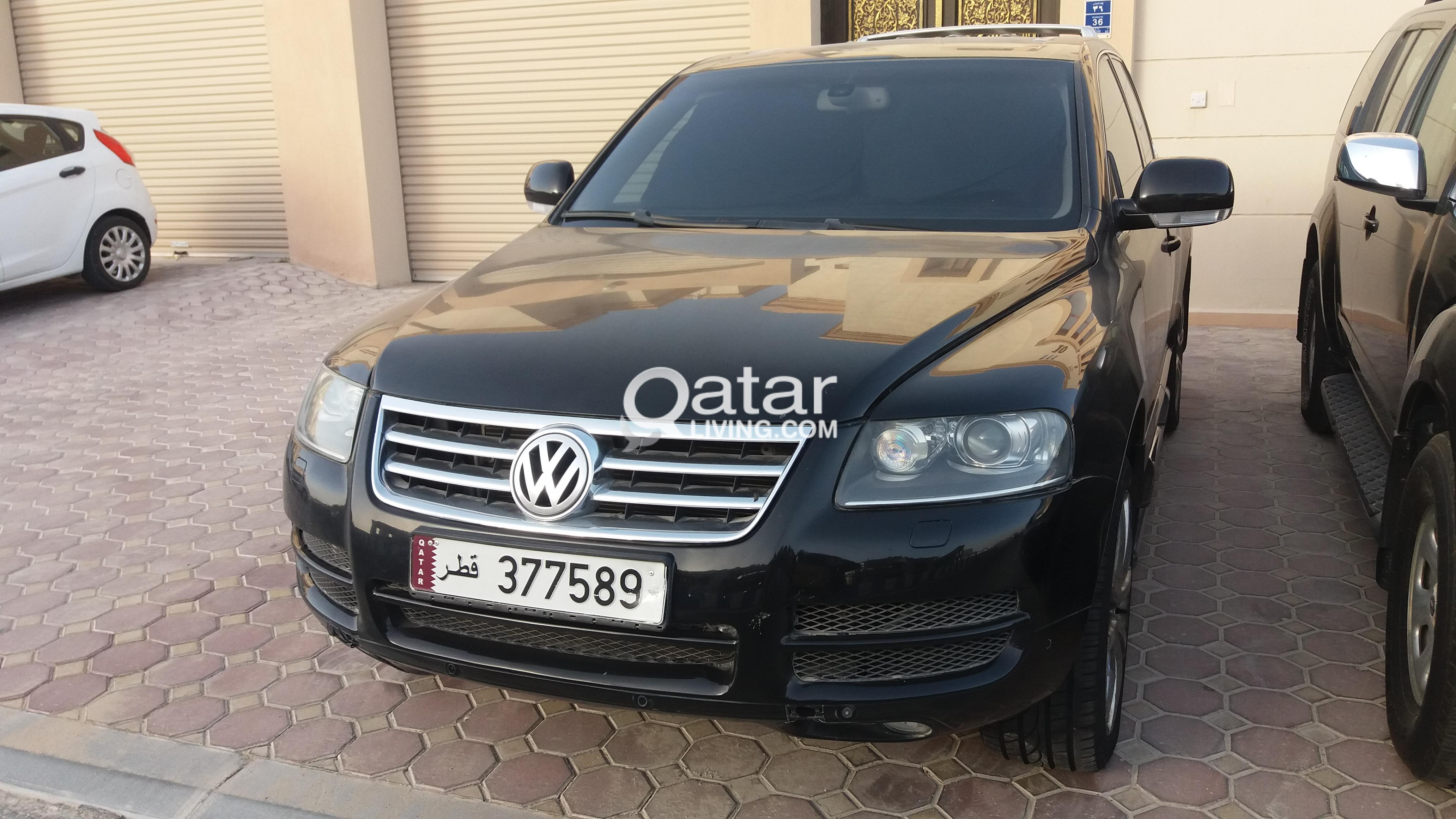 VW Touareg V8 2006 - Negotiable