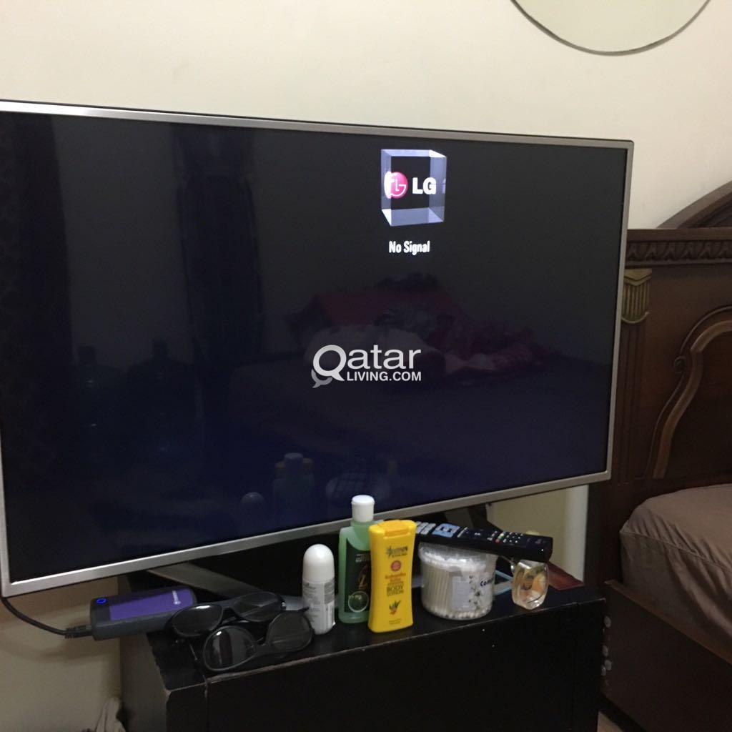 LG 3D CINEMA TV | Qatar Living