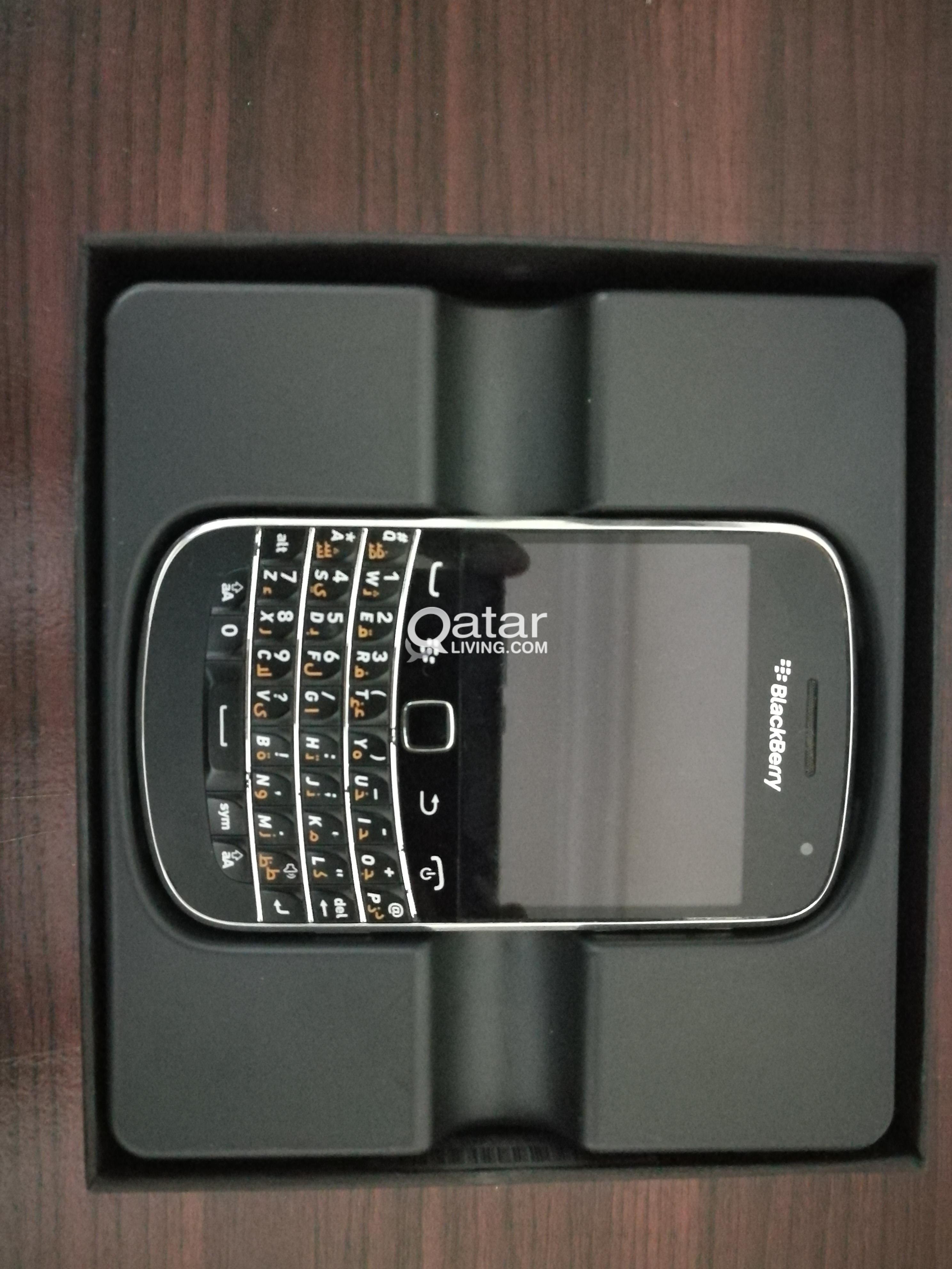 BlackBerry Bold 9900 for sale | Qatar Living