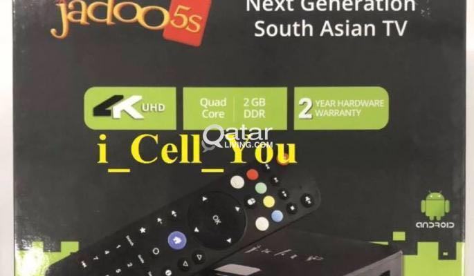 JADOO TV 5S LATEST AND BRAND NEW | Qatar Living