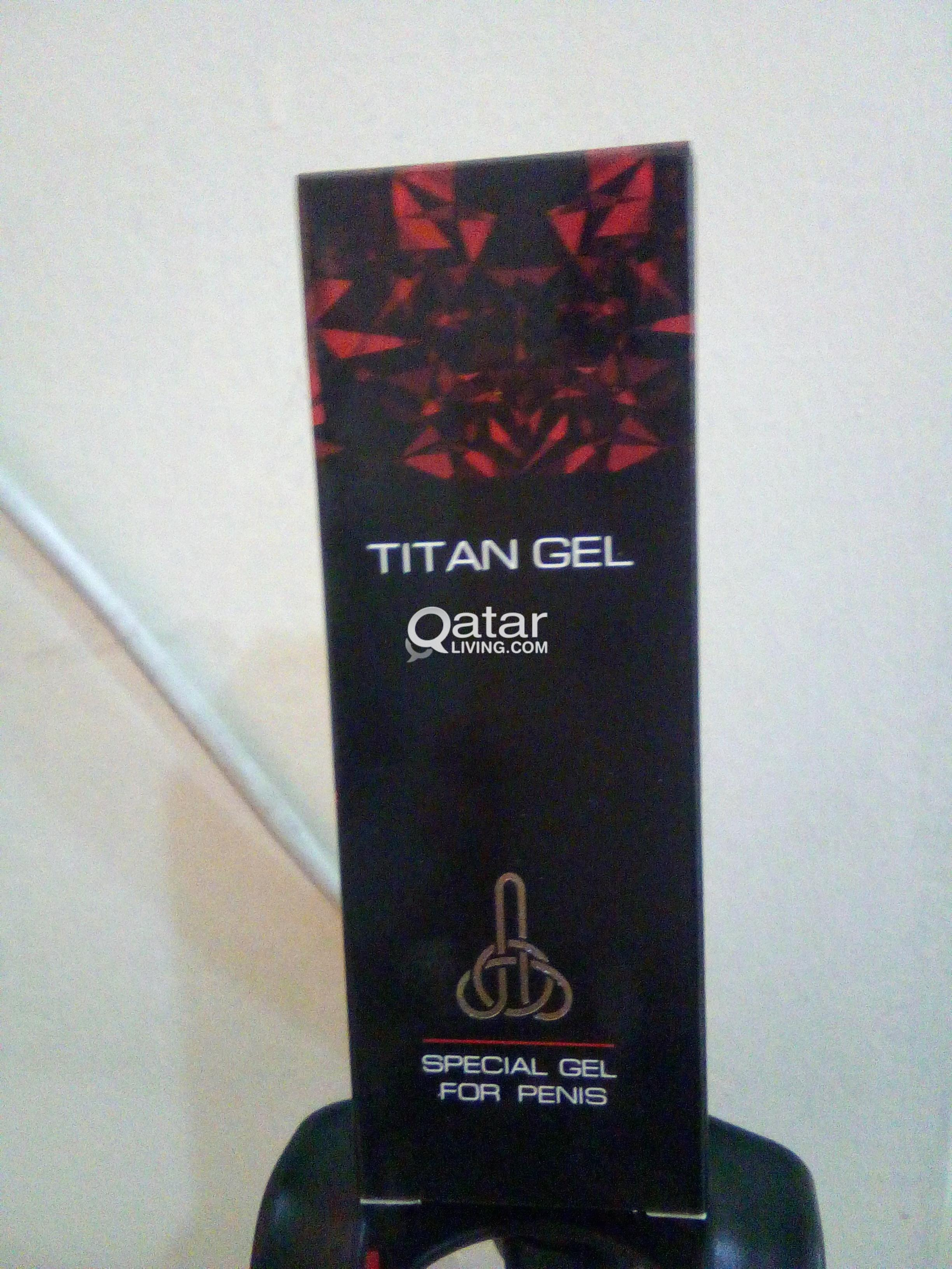 Titan Gel Now In Qatar For Men S Penis Enlargement Qatar Living