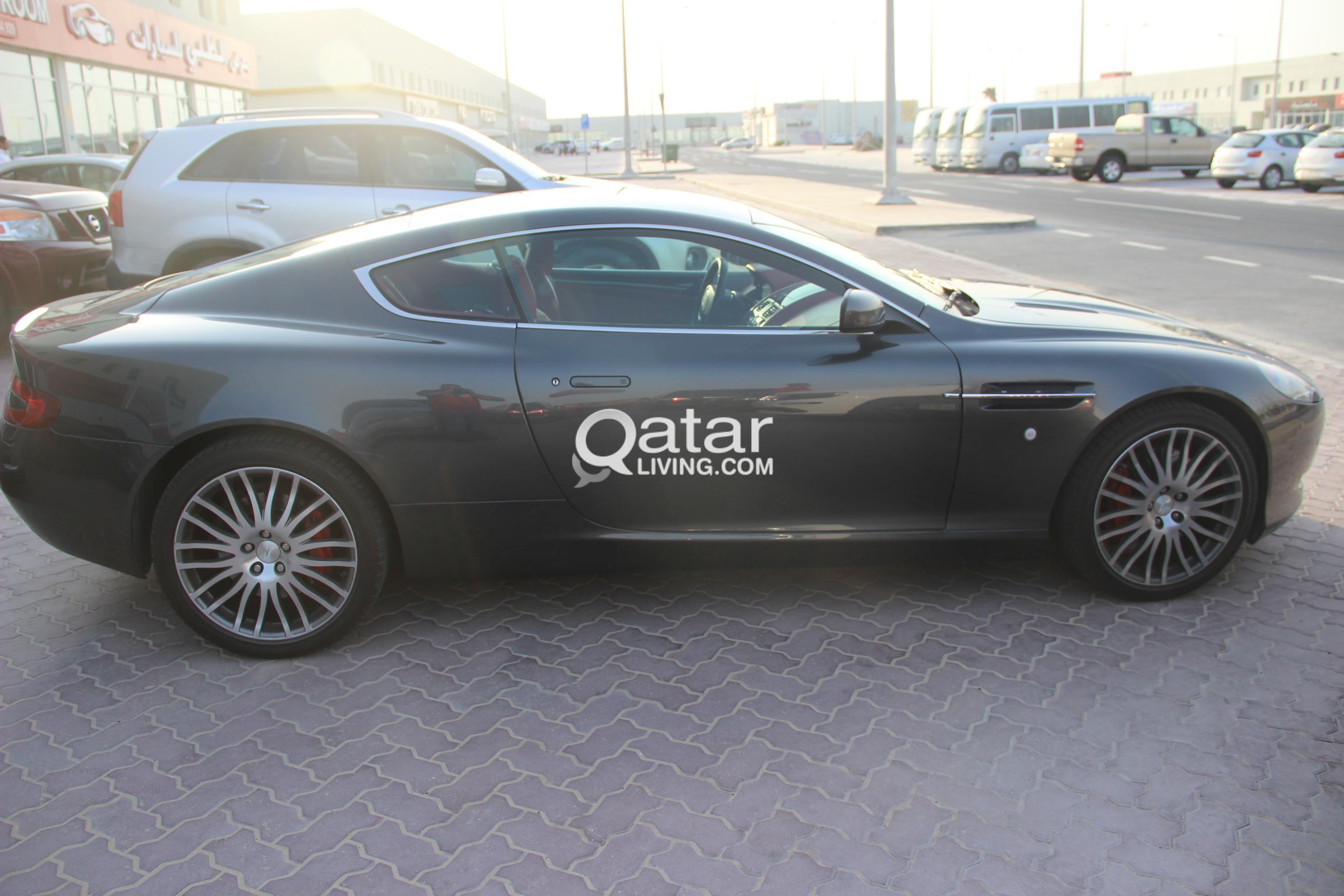 Aston Martin DB9 2009