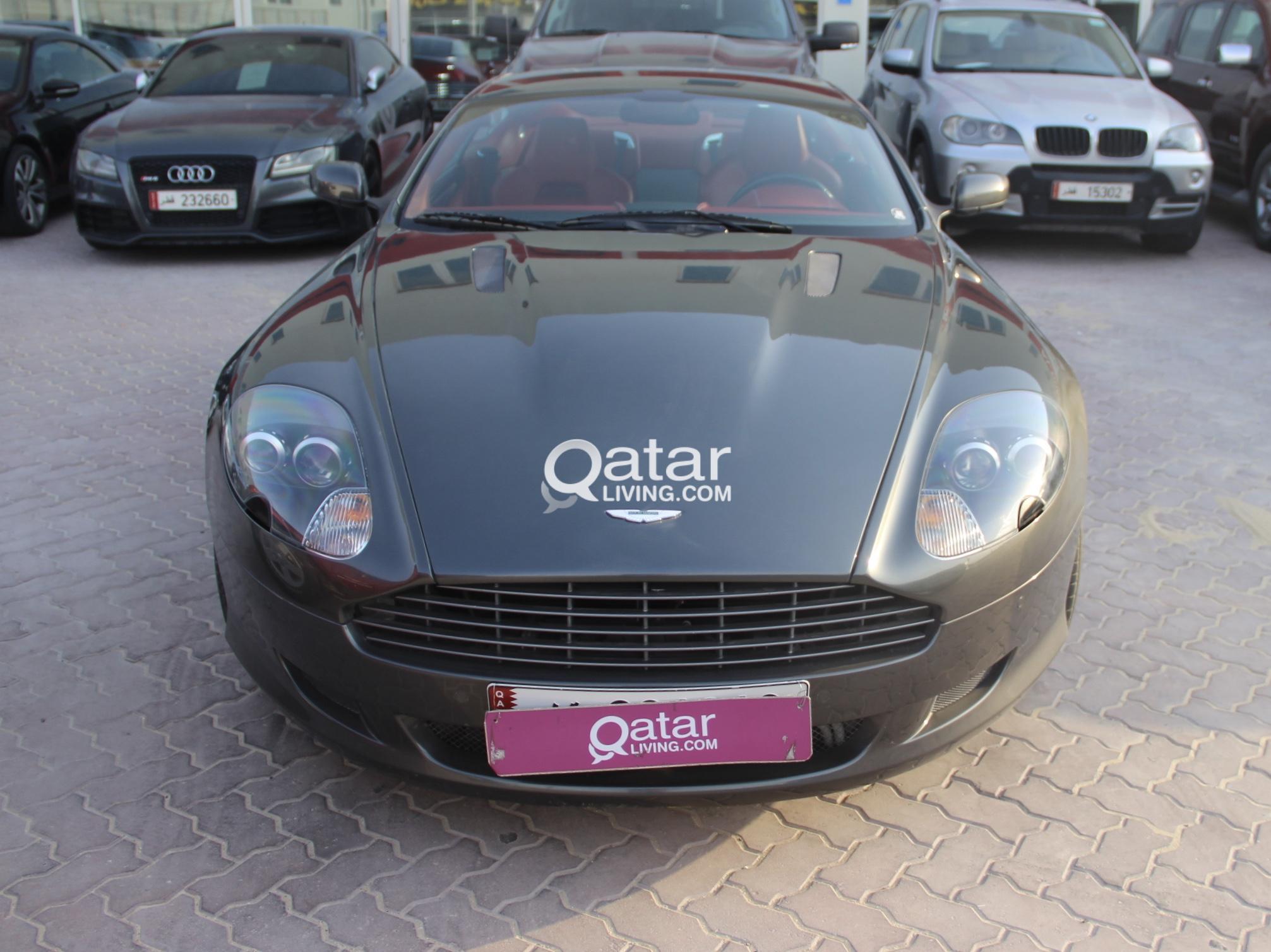 Aston Martin Db9 2009 Qatar Living