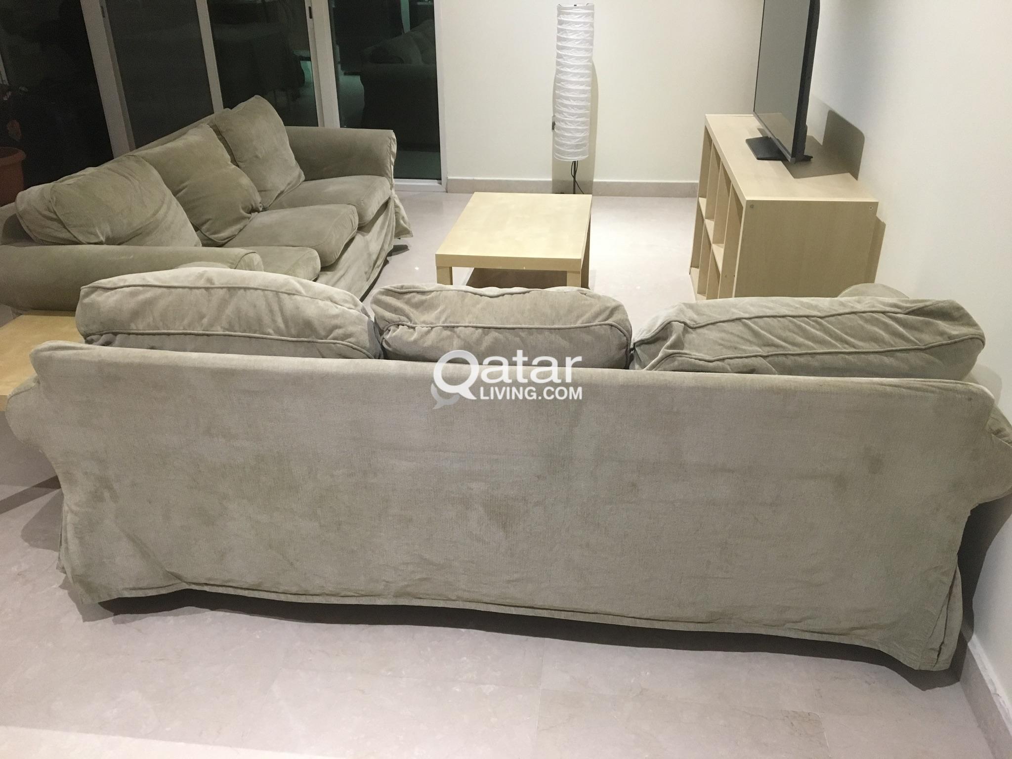 Sensational Ikea Ektorp Sofa Cover Is On Sale Qatar Living Frankydiablos Diy Chair Ideas Frankydiabloscom