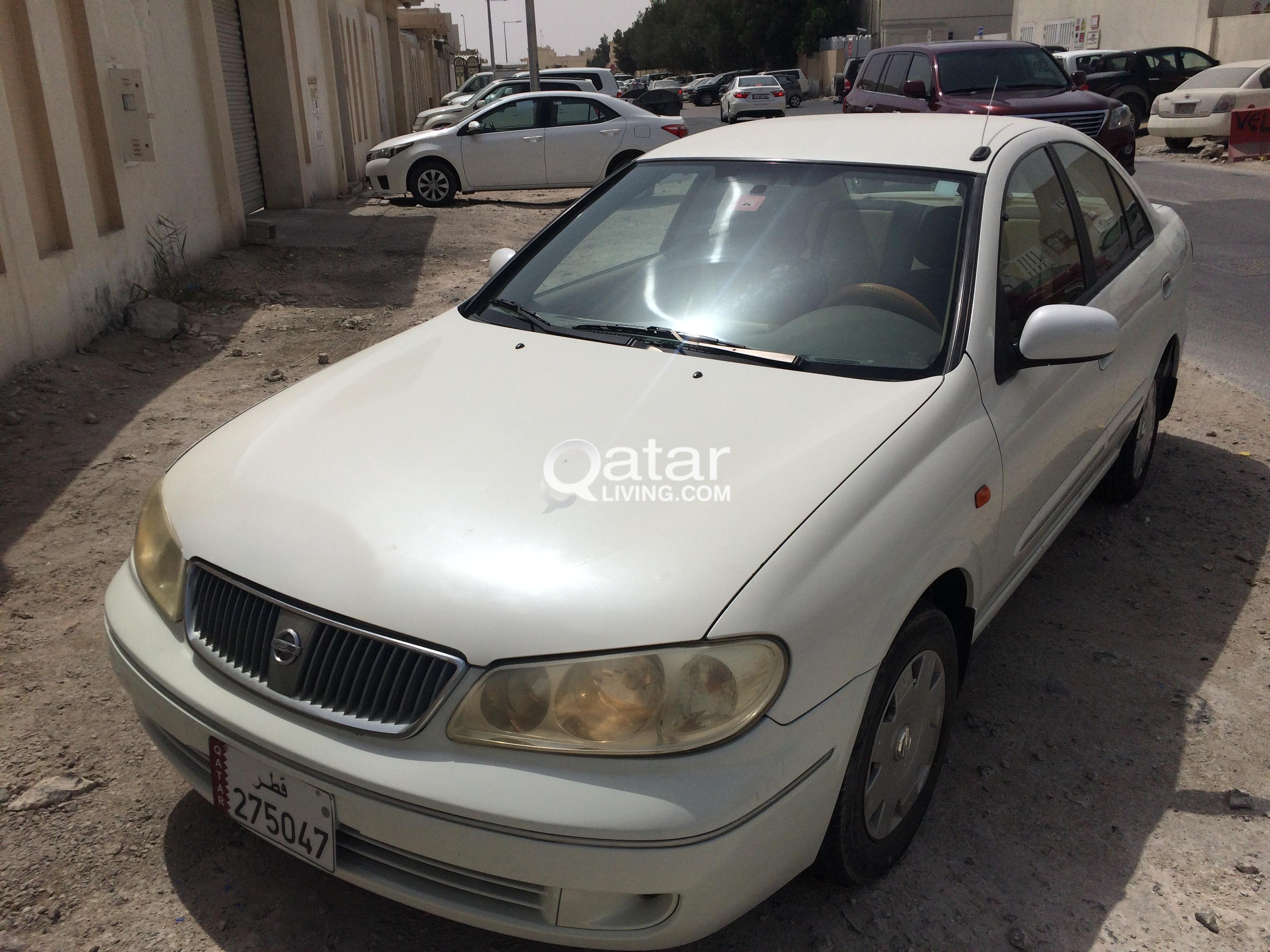 Nissan Sunny Car For Sale Qatar Living