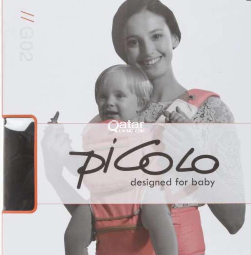 Piccolo Baby Hip Seat Carrier 80qar Qatar Living