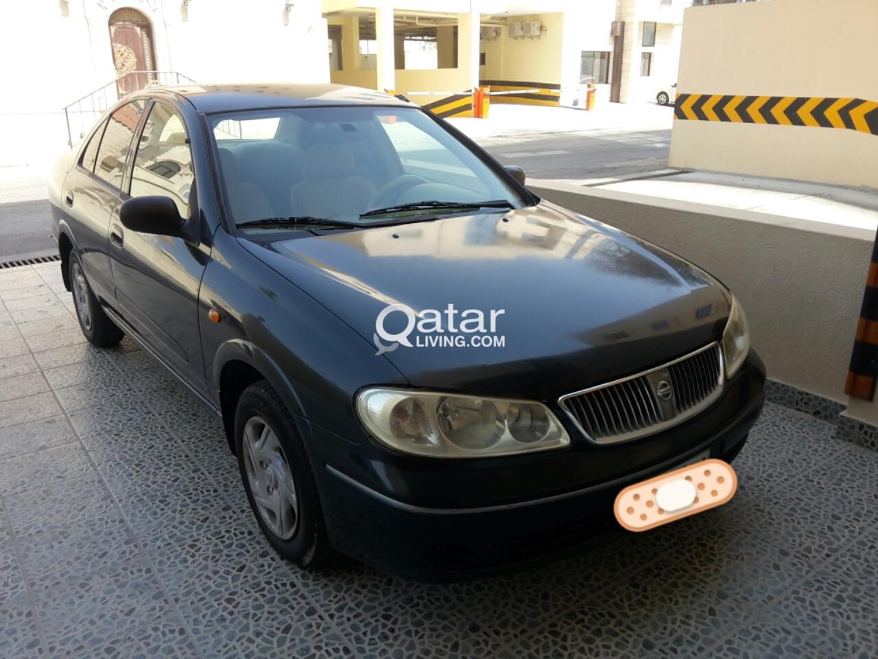 2004 Nissan Sunny Japanese Model Qatar Living