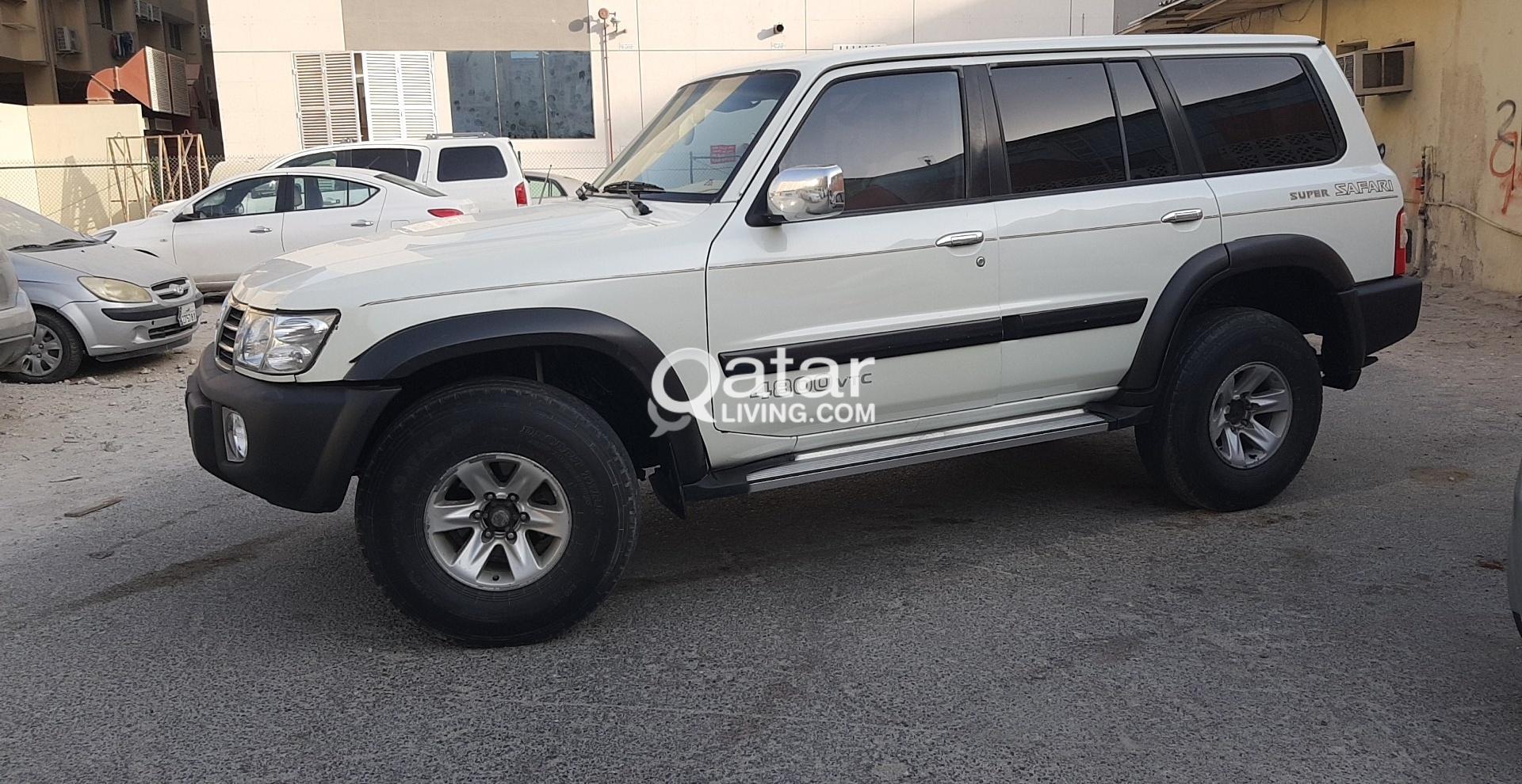 Nissan Petrol Vtc 2003 Qatar Living