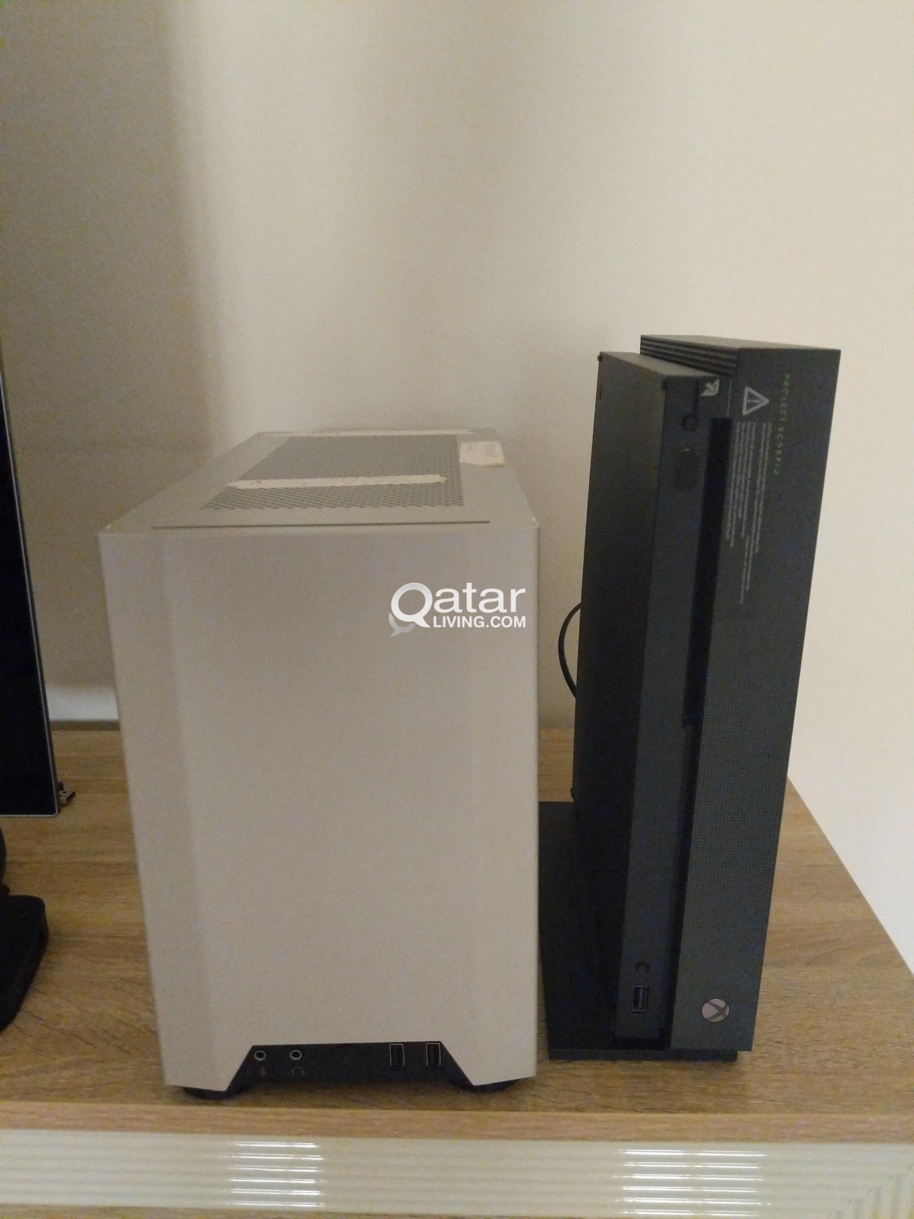 Gaming pc | Qatar Living