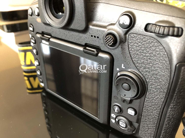 Nikon D850 DSLR camera for sale (1481 shutter count) | Qatar Living