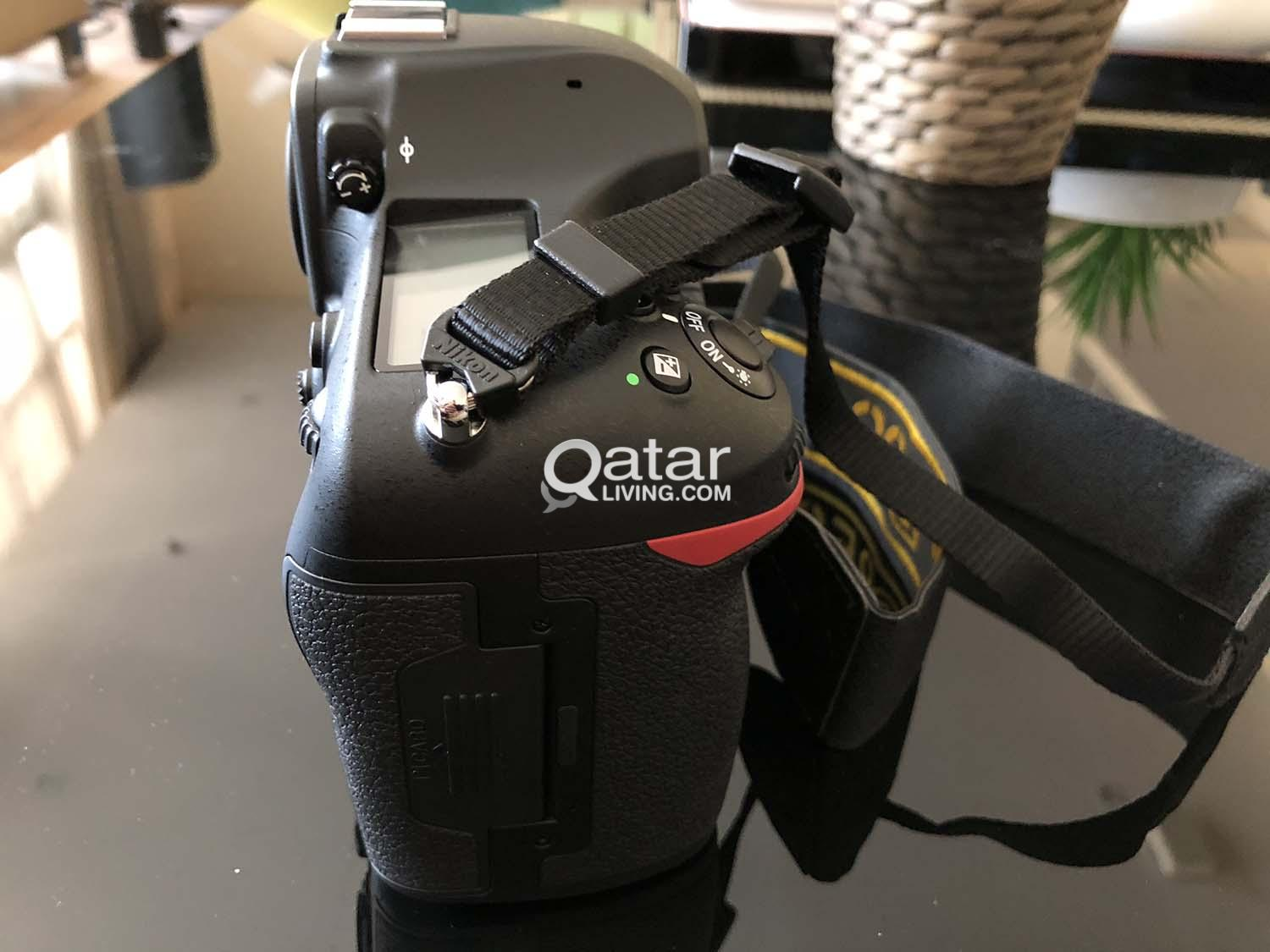 Nikon D850 DSLR camera for sale (1481 shutter count) | Qatar Living