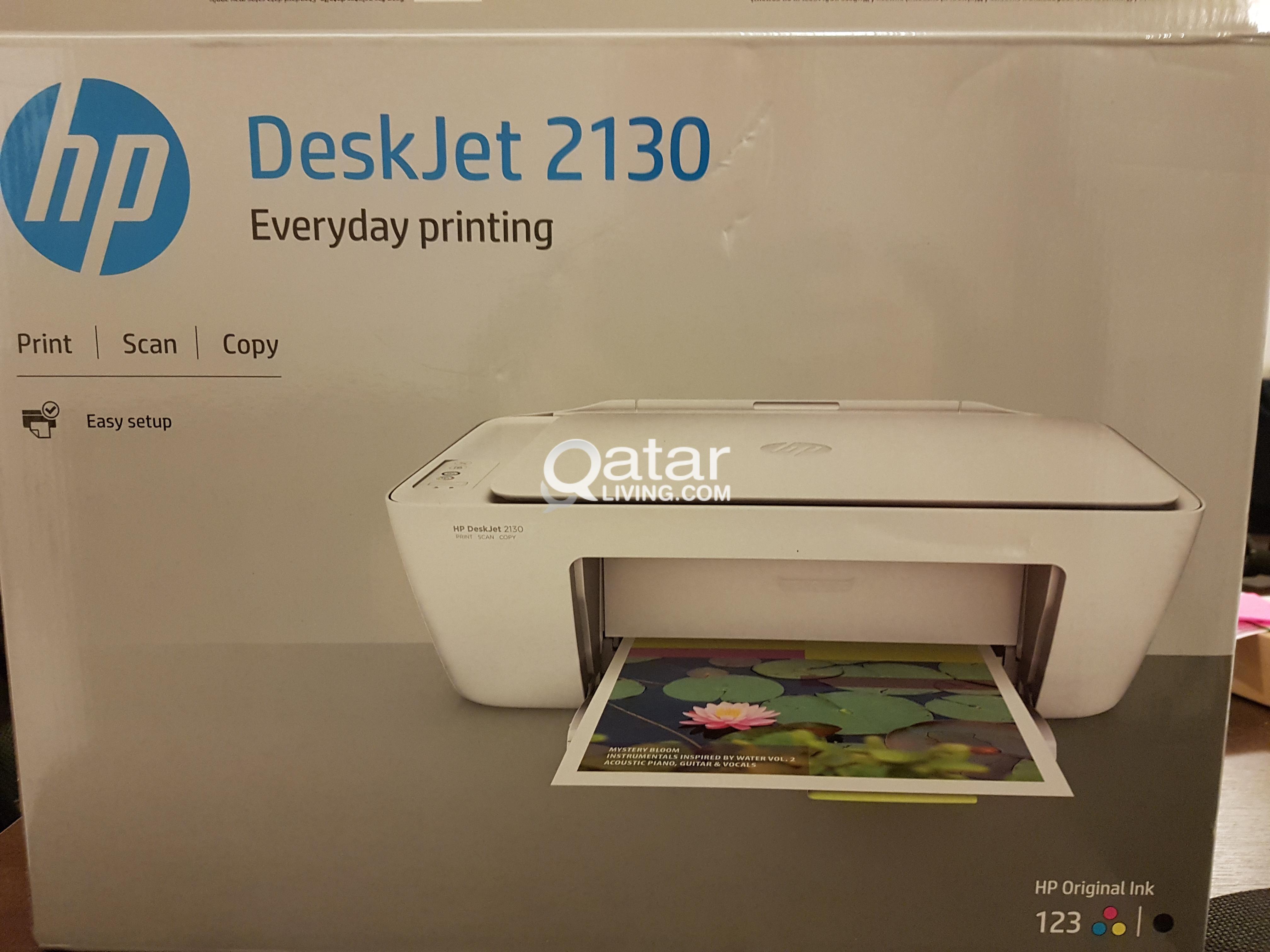 Hp Deskjet 2130 Scanner Printer Qatar Living 2135 Title Information