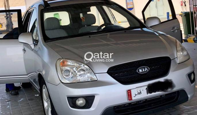 Kia Carens 2008 Qatar Living
