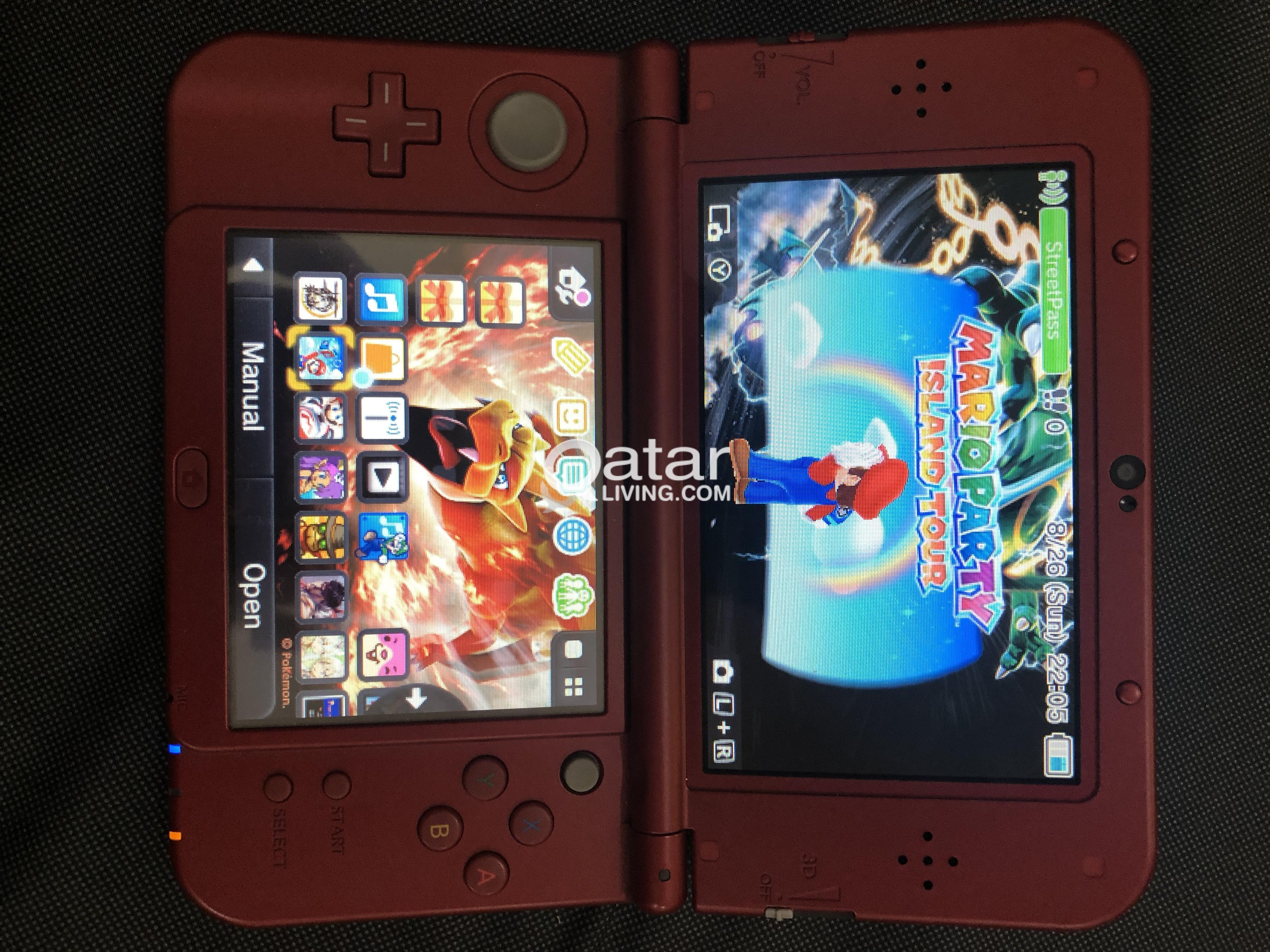 New Nintendo 3ds XL | Qatar Living