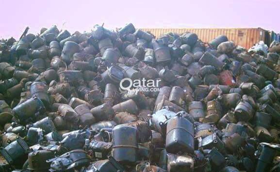 We are buying Scrap AC,Compressor,Brass,Motor, | Qatar Living