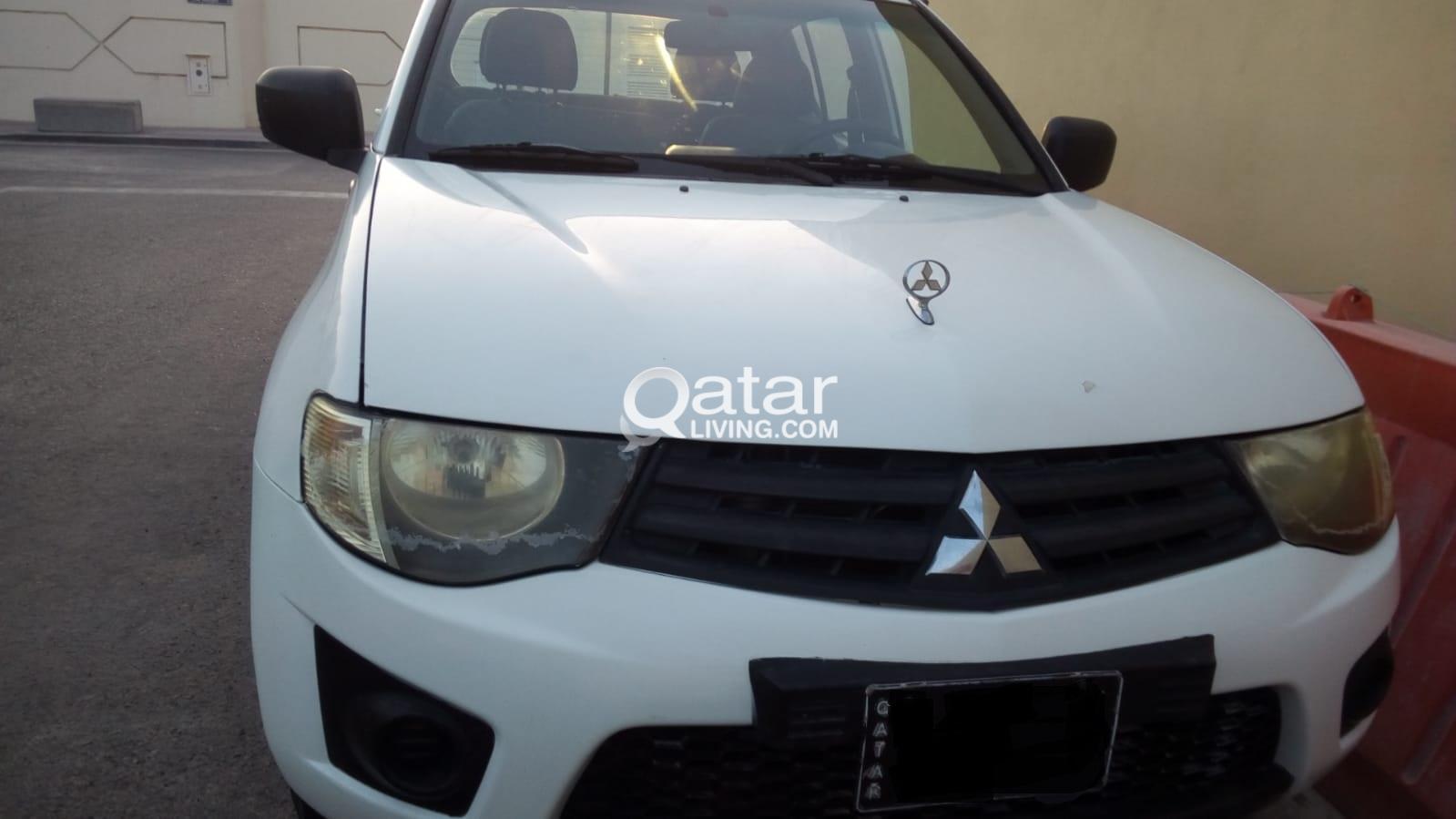 Mitsubishi L200 Qatar Living Grill Bumper Mistubishi L300 New Title