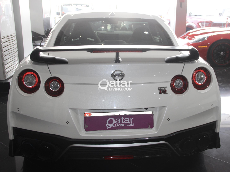 Nissan GTR 2017