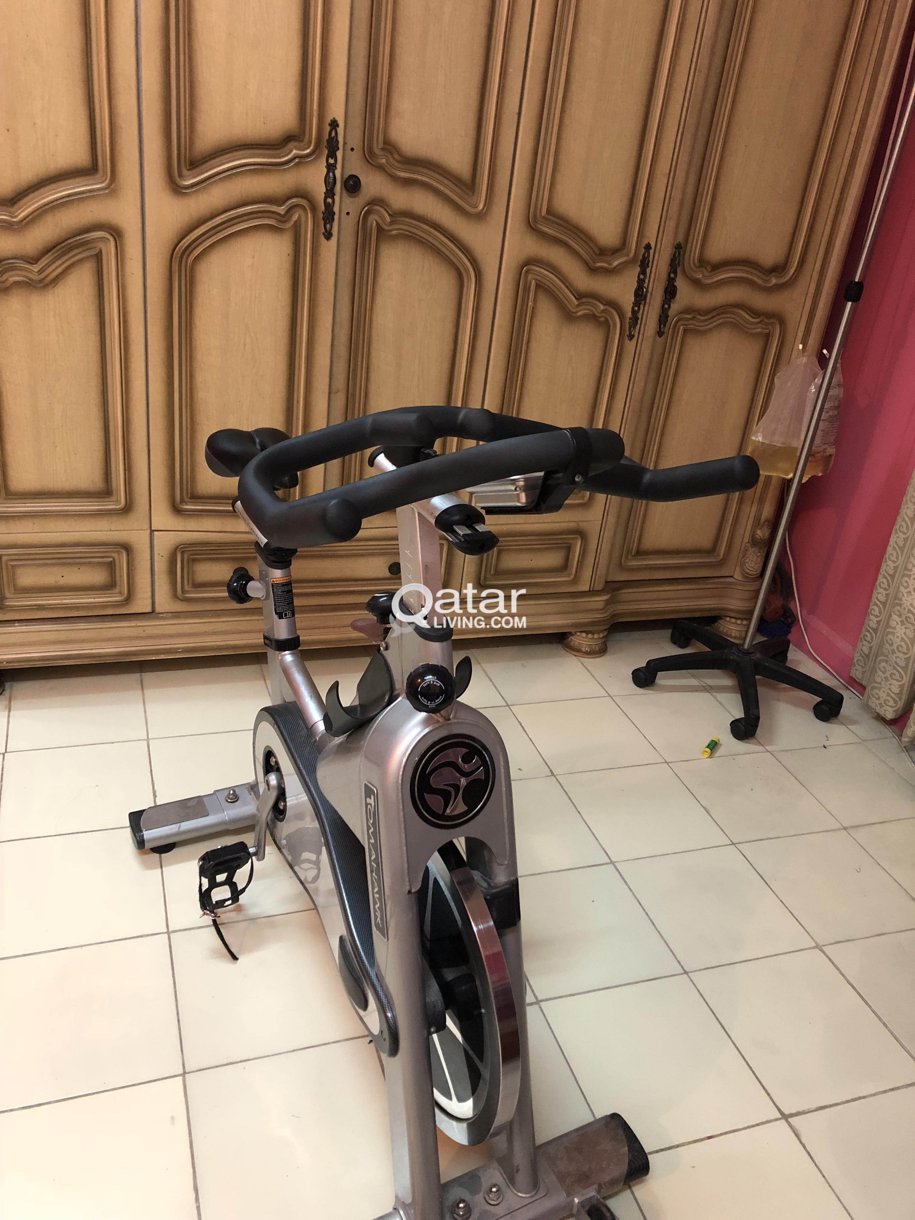 Spin bike | Qatar Living