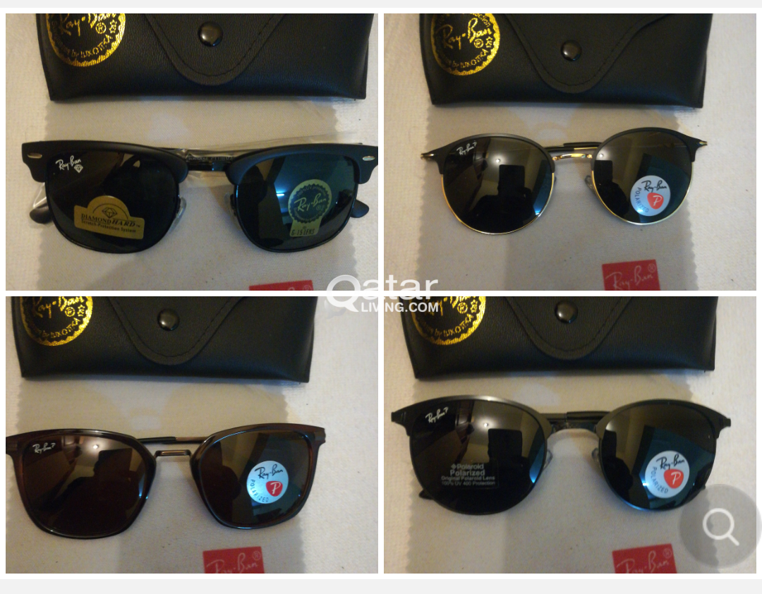 Ray Ban sunglasses New collection class A