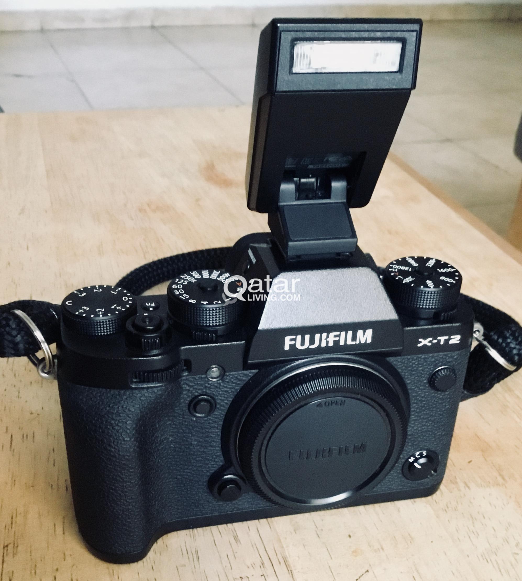 Fuji X T2 Body Qatar Living Fujifilm Black Title Information Sparingly Used T 2