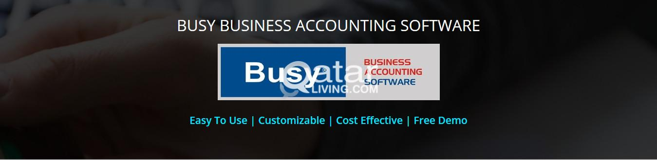 Need Accounting and Inventry Software? Call Us : +974 30322938
