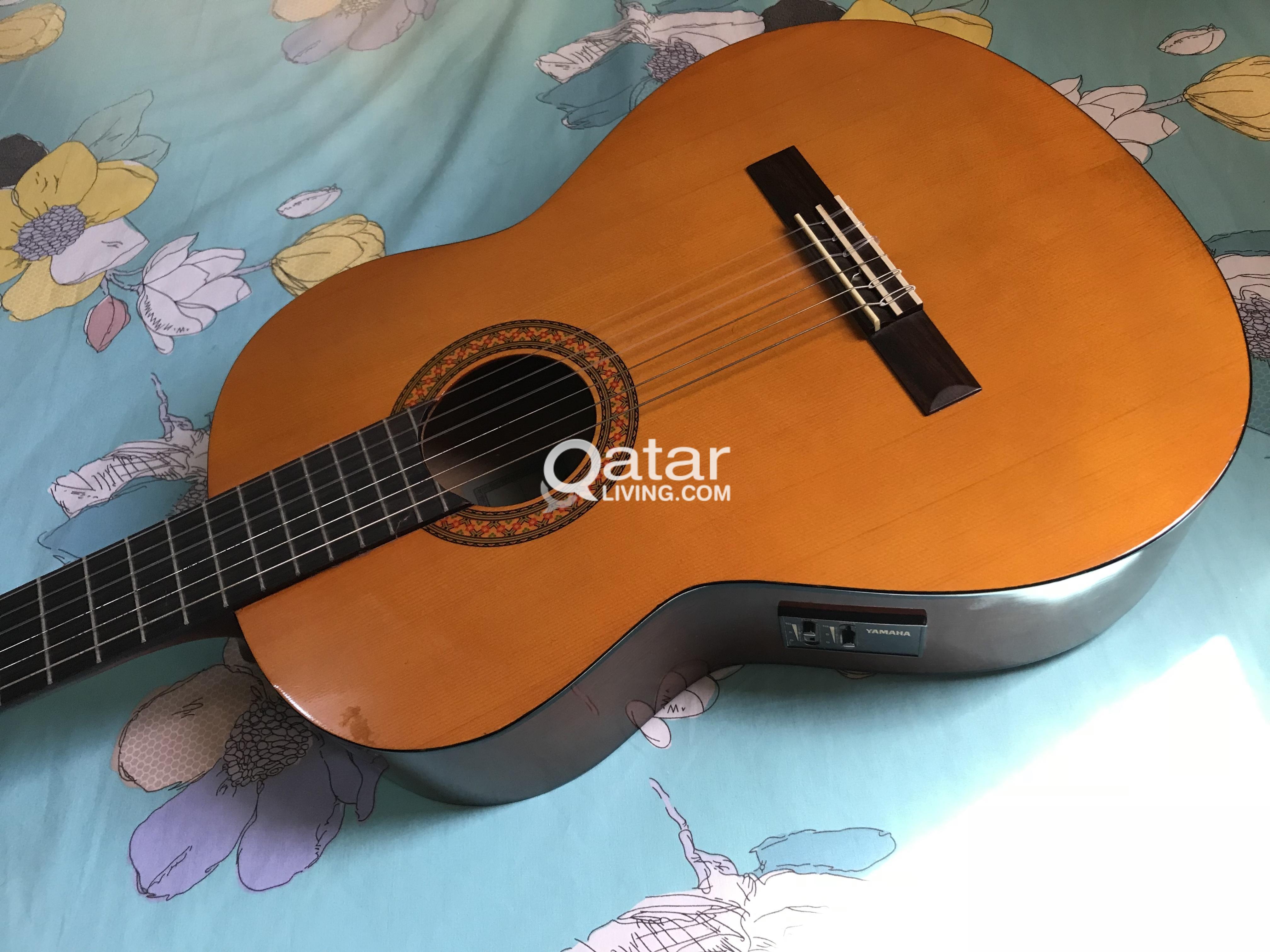 Yamaha Cx40 Acoustic Guitar Qatar Living