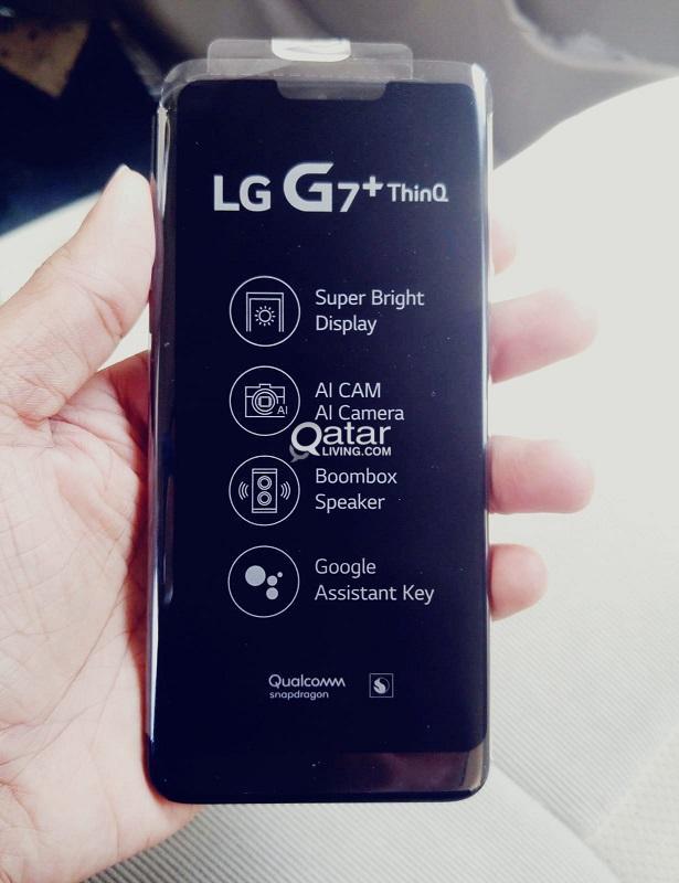 LG G7 Plus ThinQ | Qatar Living