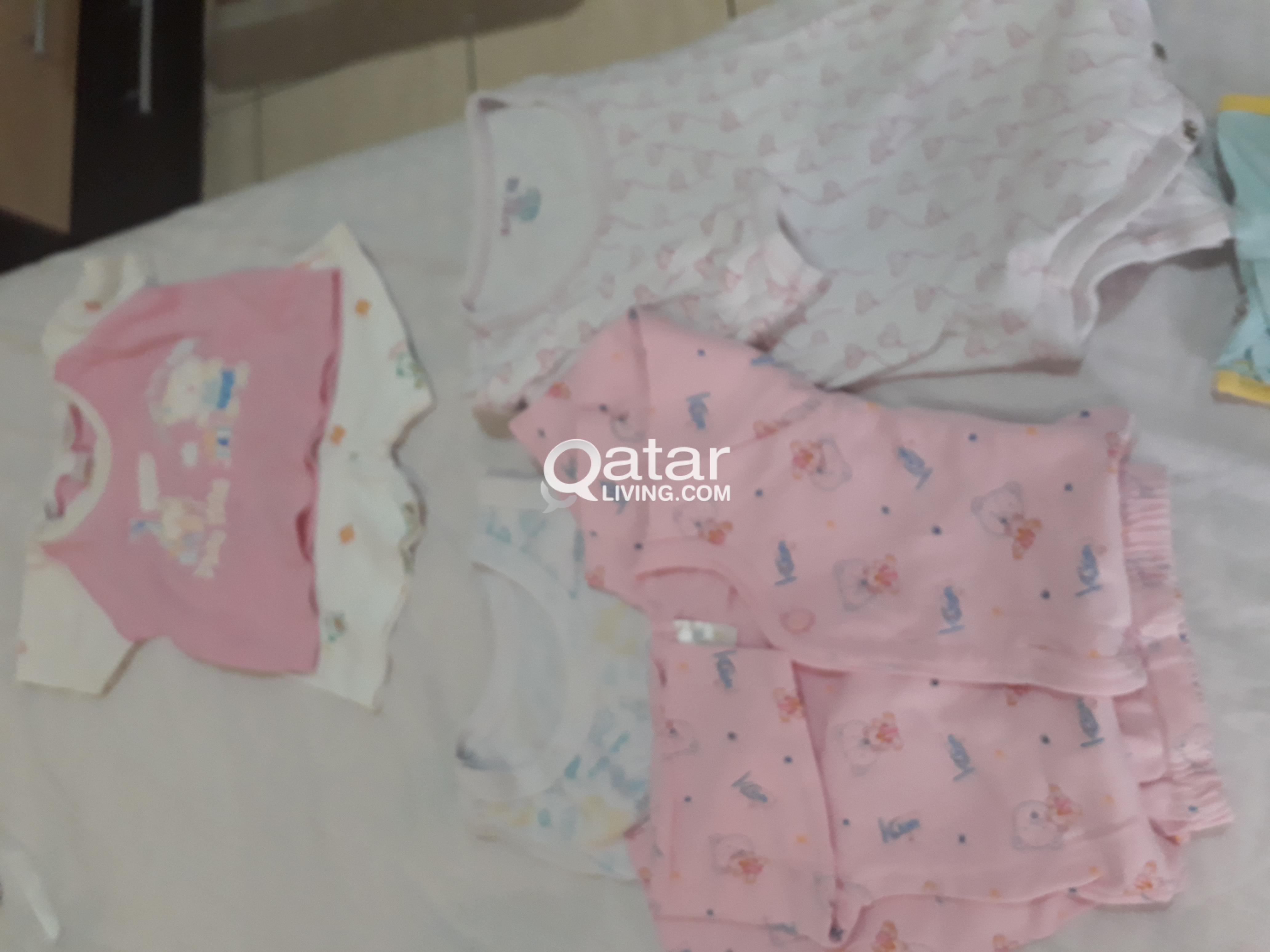 9ab302d022f9 very nice and clean baby clothes from 0 to 1 yr   Qatar Living