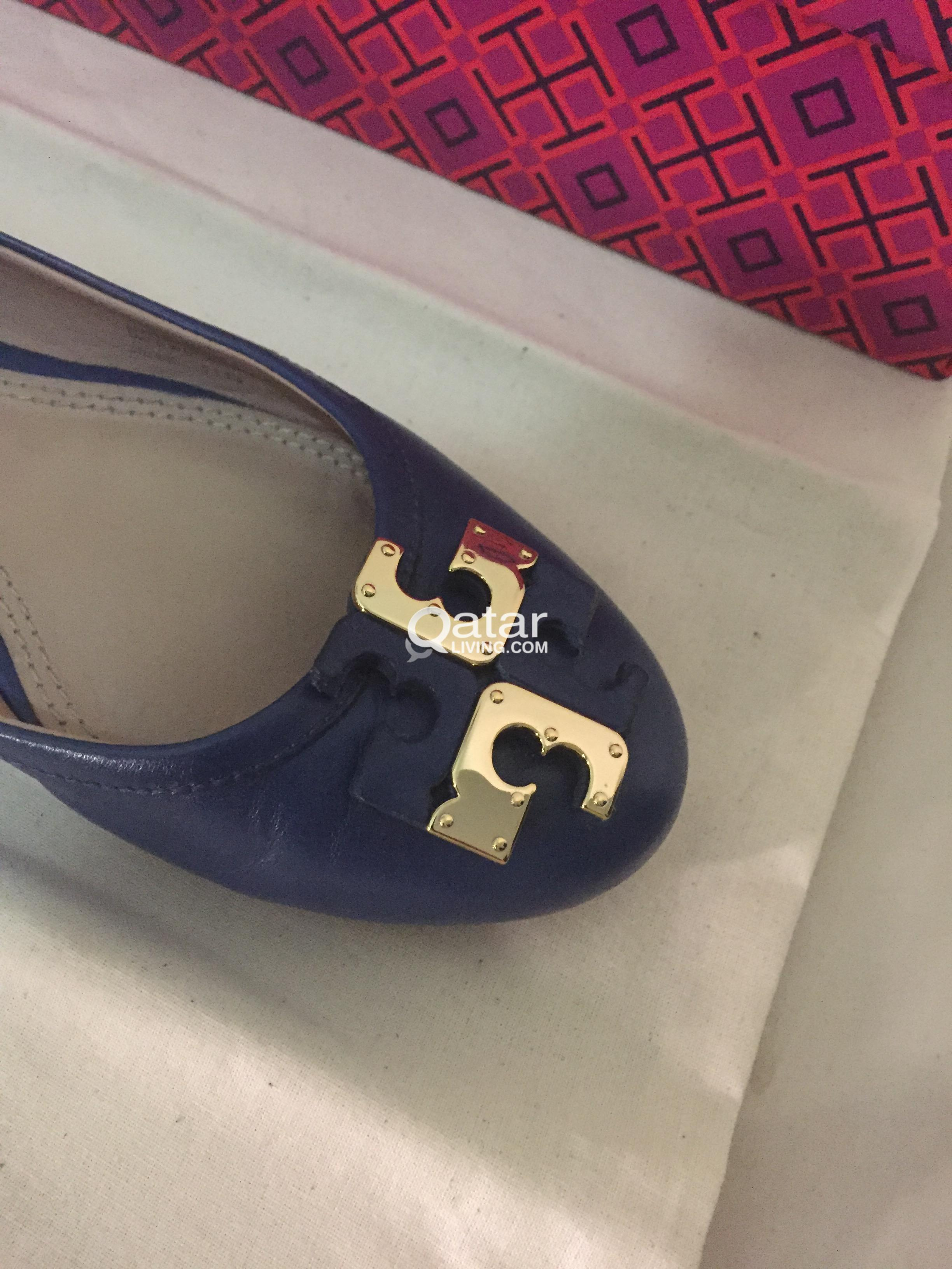 c00160cfe69c title · title · title · title · title · title · title. Information. Authentic  Tory Burch flat ...