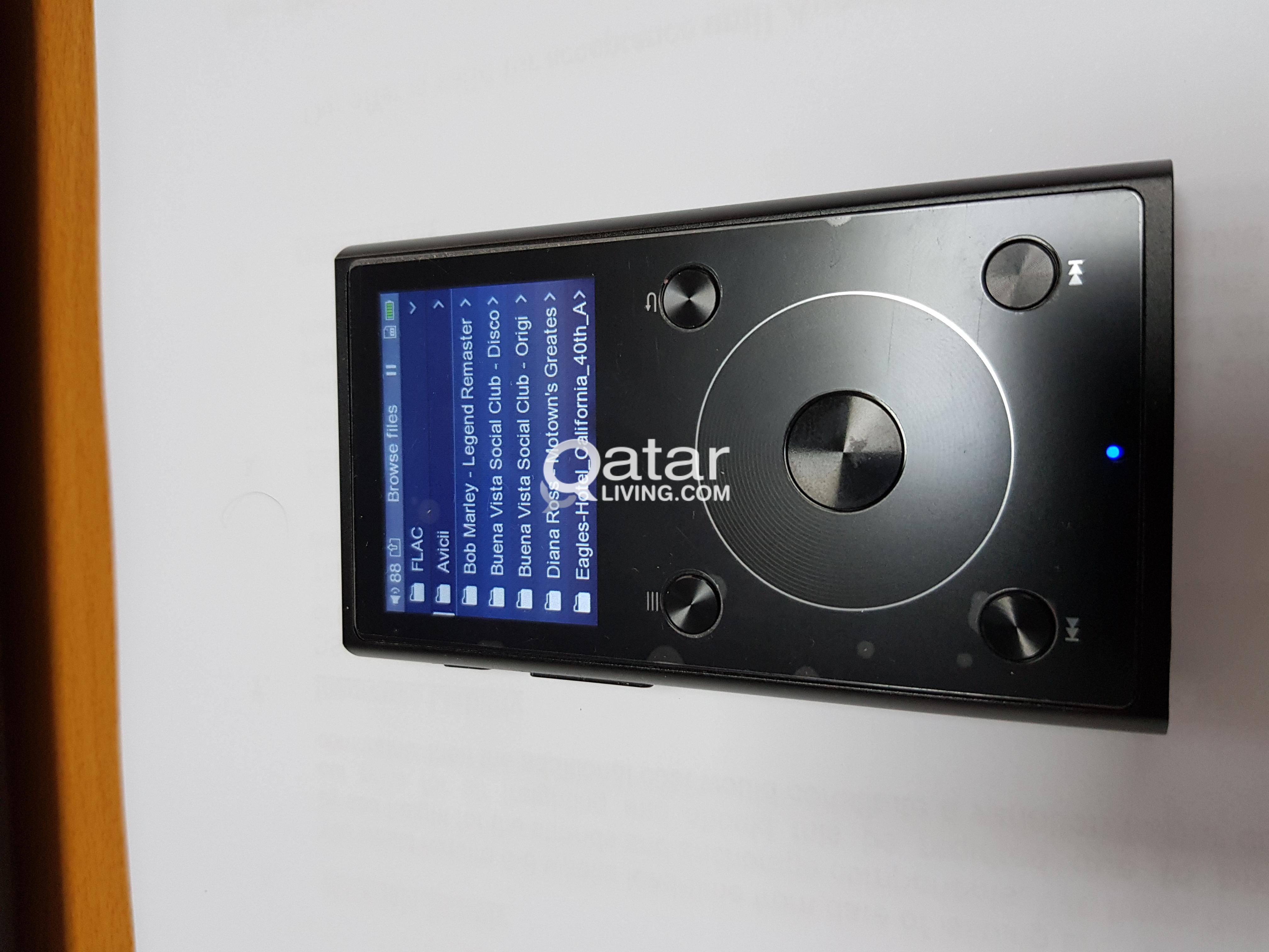 FiiO X1 (200GB) 2nd Gen High Definition Music Player | Qatar Living