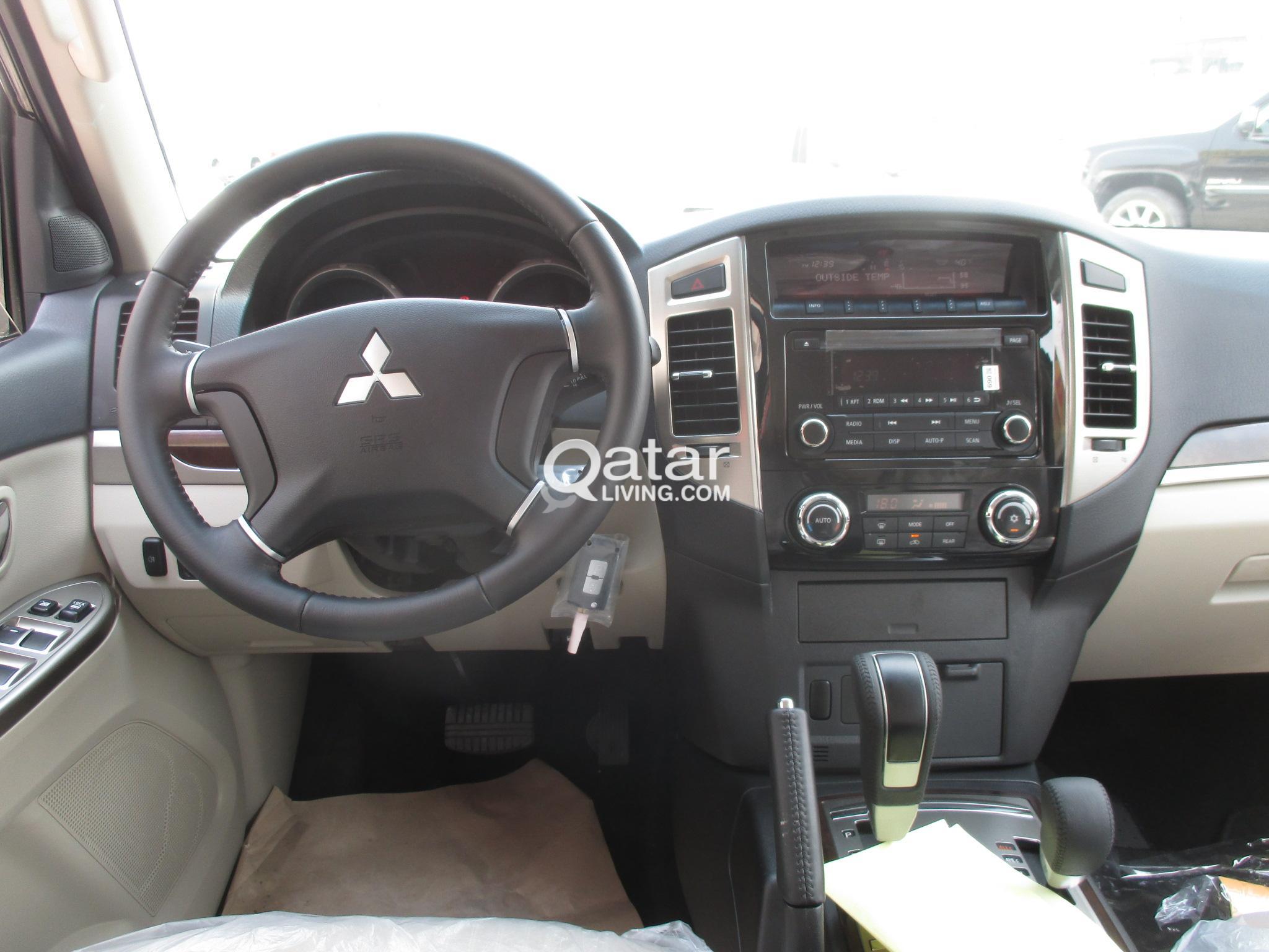Mitsubishi Pajero 2018 3.5L