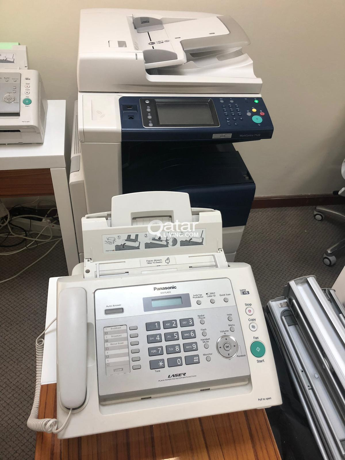 Xerox and Fax Machine for Sale