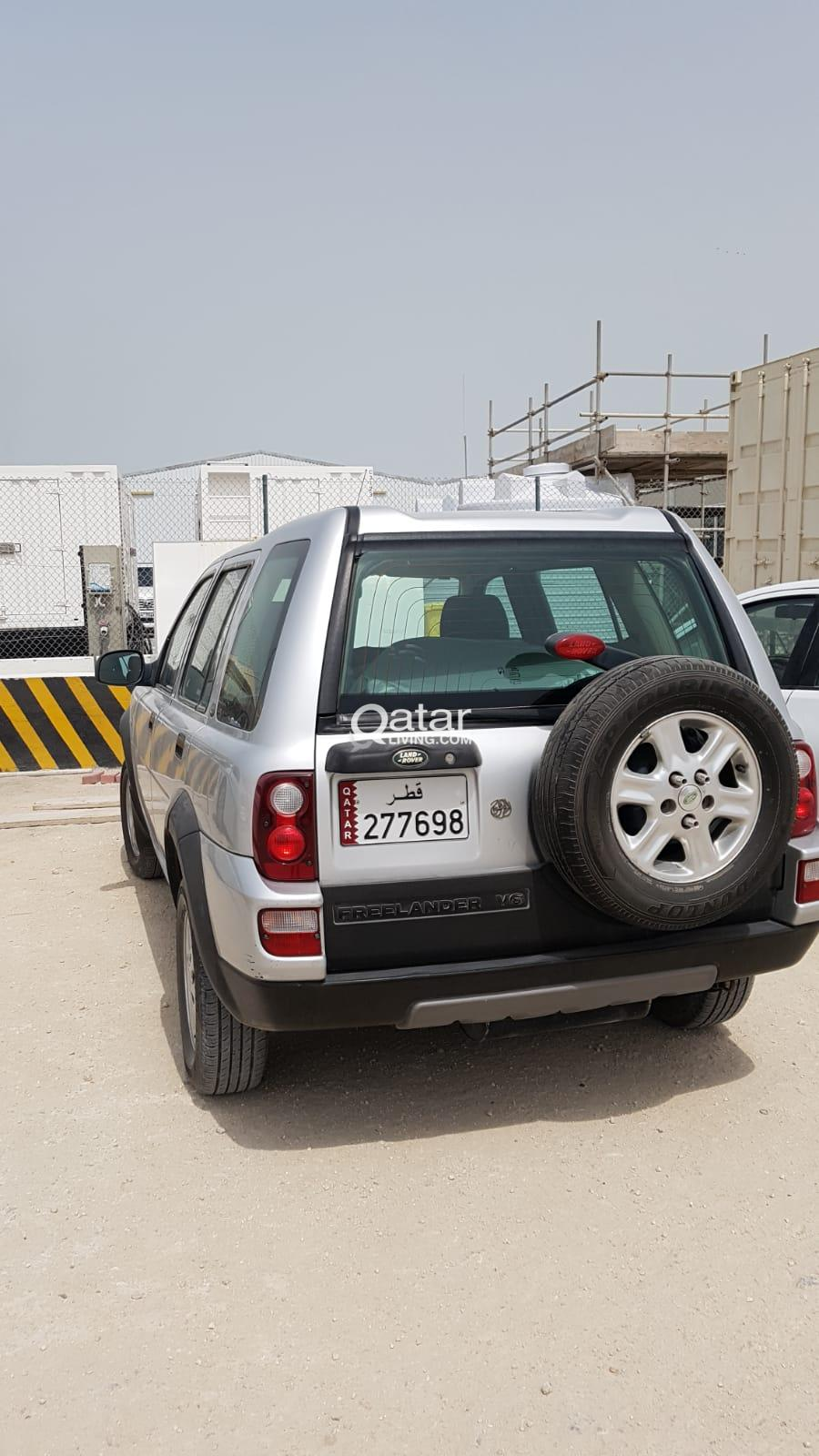 Reduced Price 5000 QR Land Rover 2005 136kms istemara july 2019