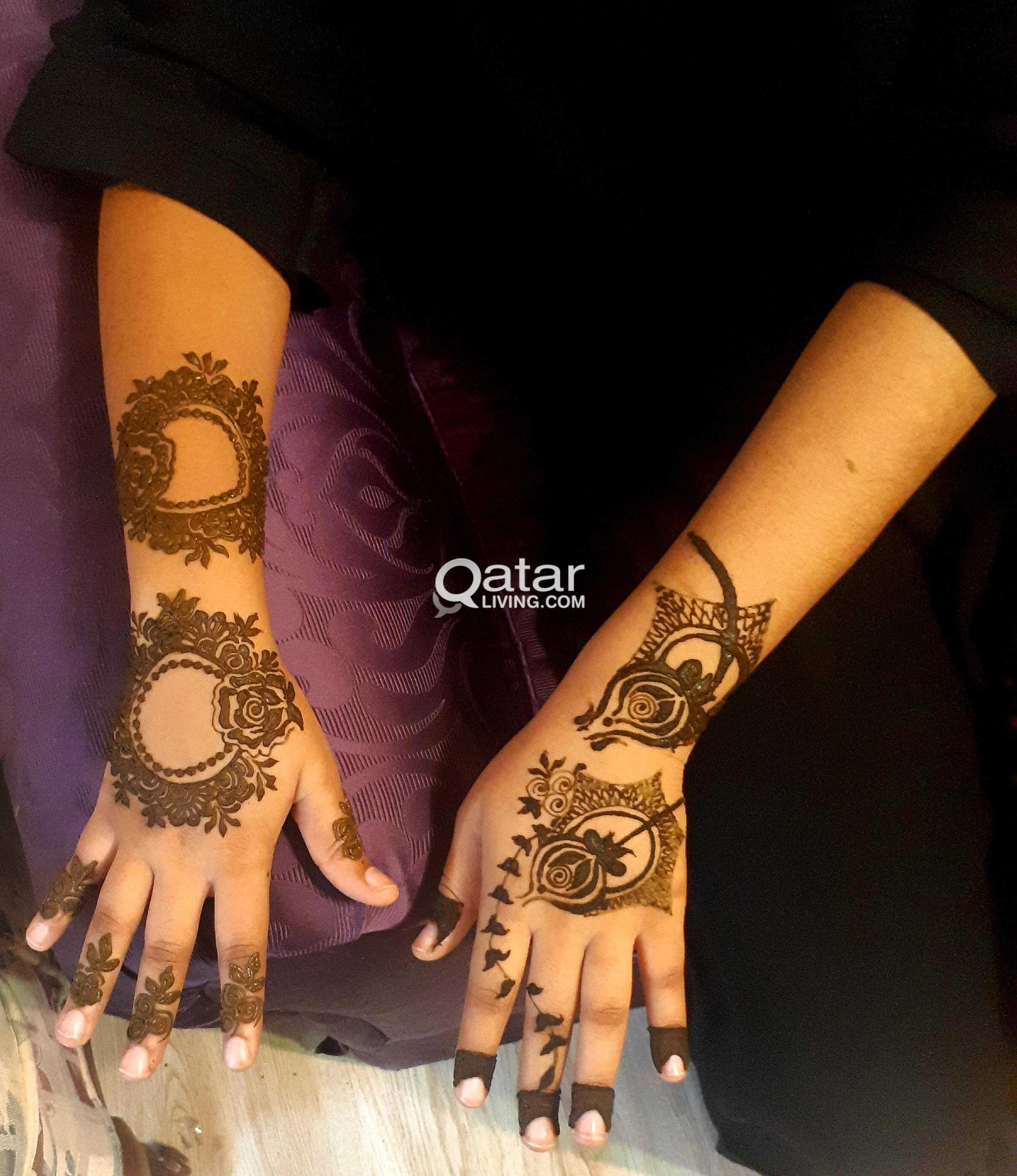 The Best Henna At Your Doorstep Call 50479202 Qatar Living