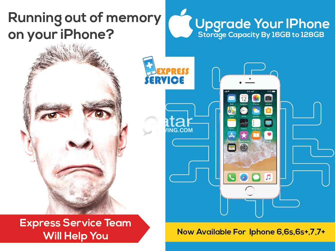 EXPRESS SERVICE (Smart phones & tablet repairing services)