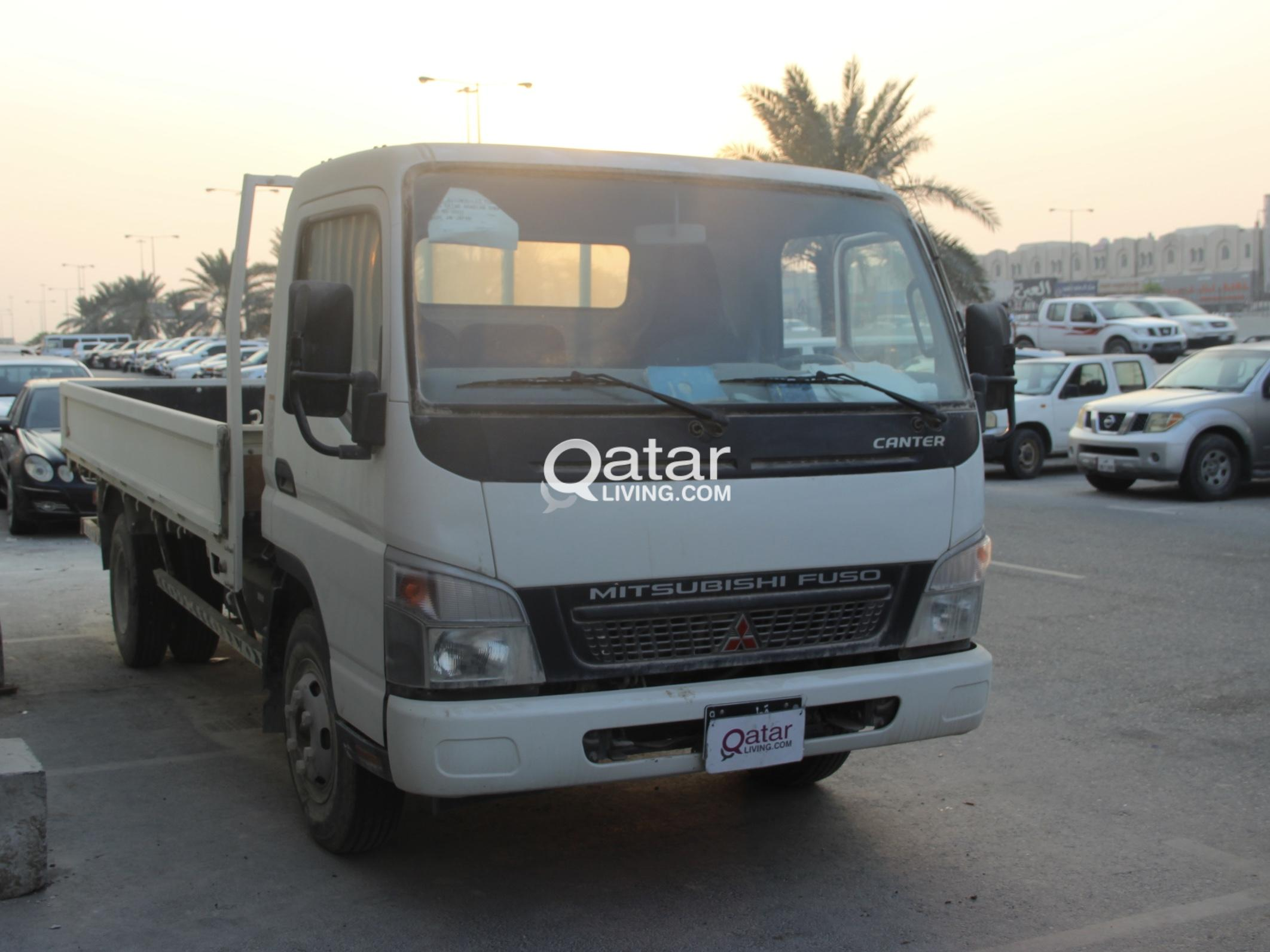 Mitsubishi Fuso Canter 2015 Qatar Living Head Lamp Title