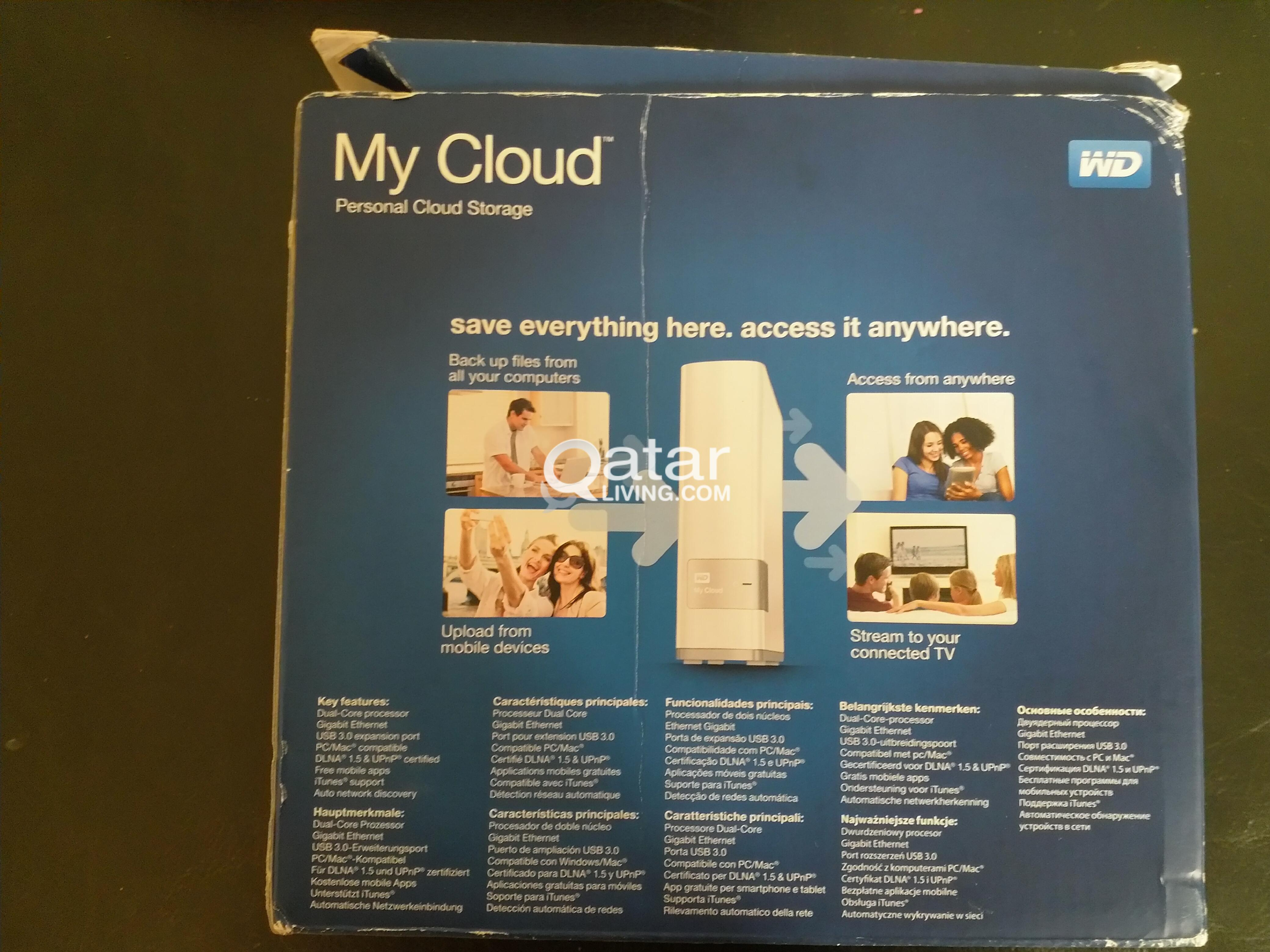 Wd My Cloud App For Mac
