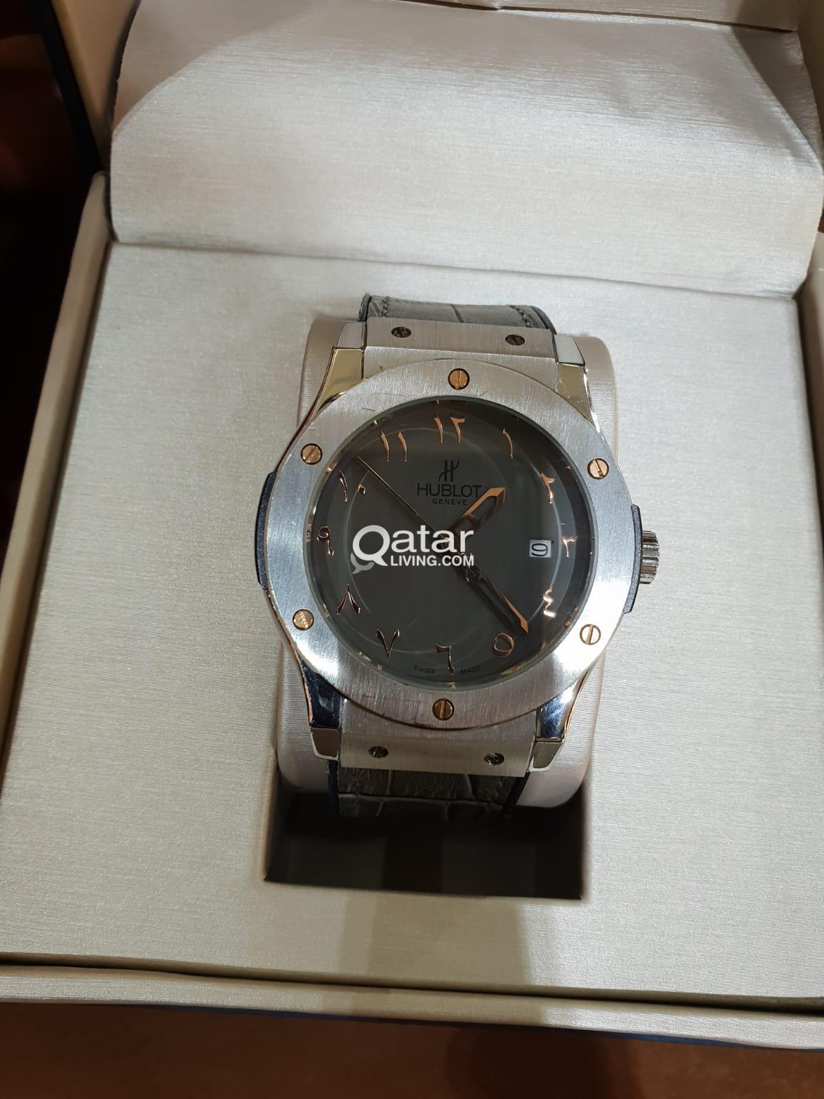 6f7045c26e3ff ... Hublot watch arabic numbers ساعة هوبلو ارقام عربي ...