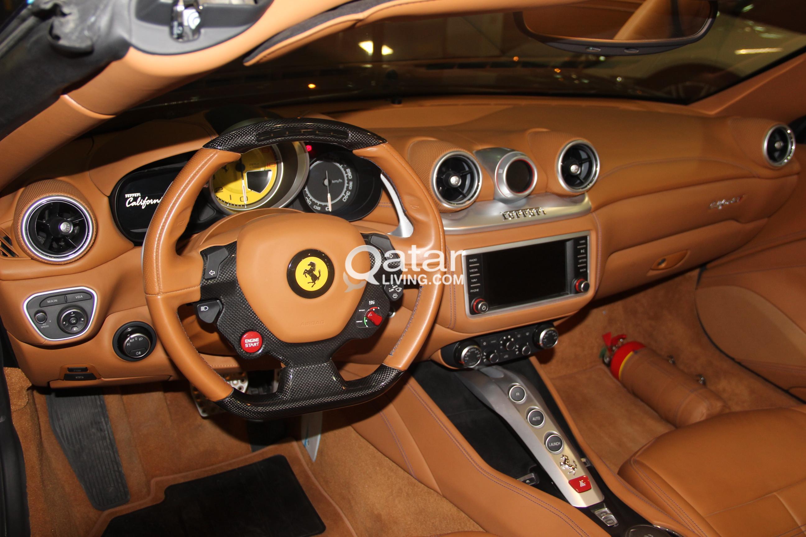 Ferrari Califorina T 2015