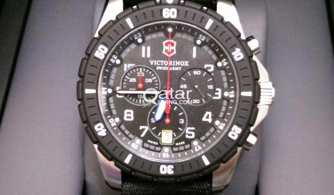 Swiss Army Vicrorinox Maverick Sport Chronograph