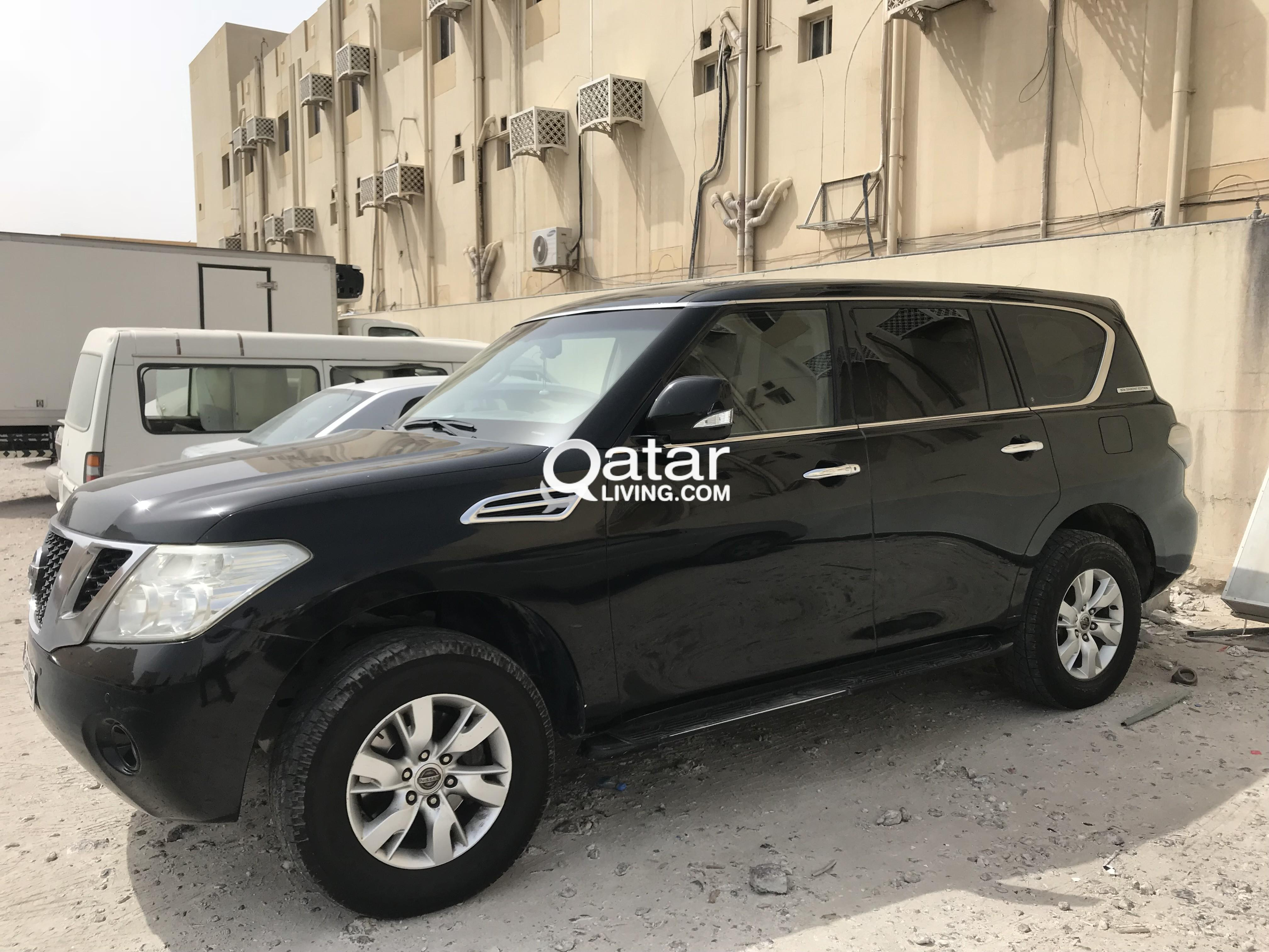 Nissan Patrol Family Used Car For Sale Qatar Living