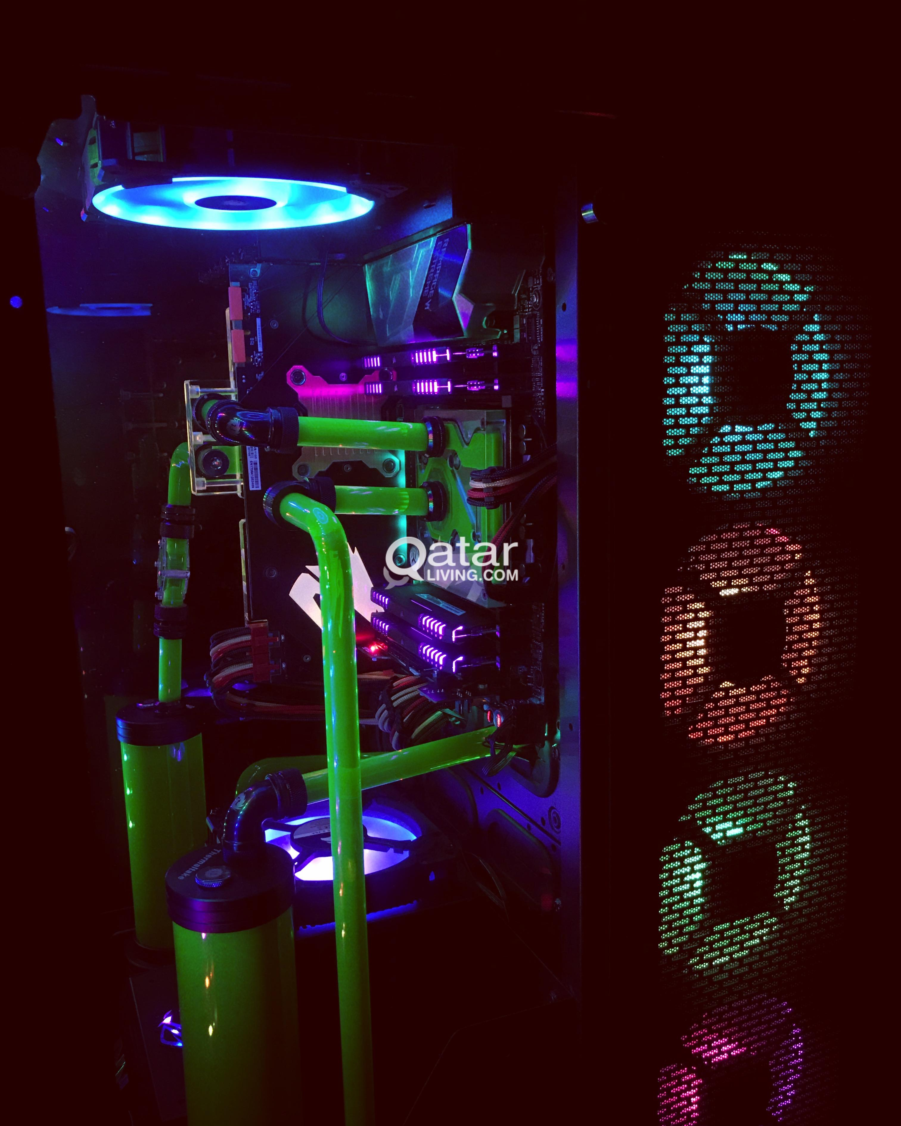 Ultimate Gaming/Editing/Workstation PC