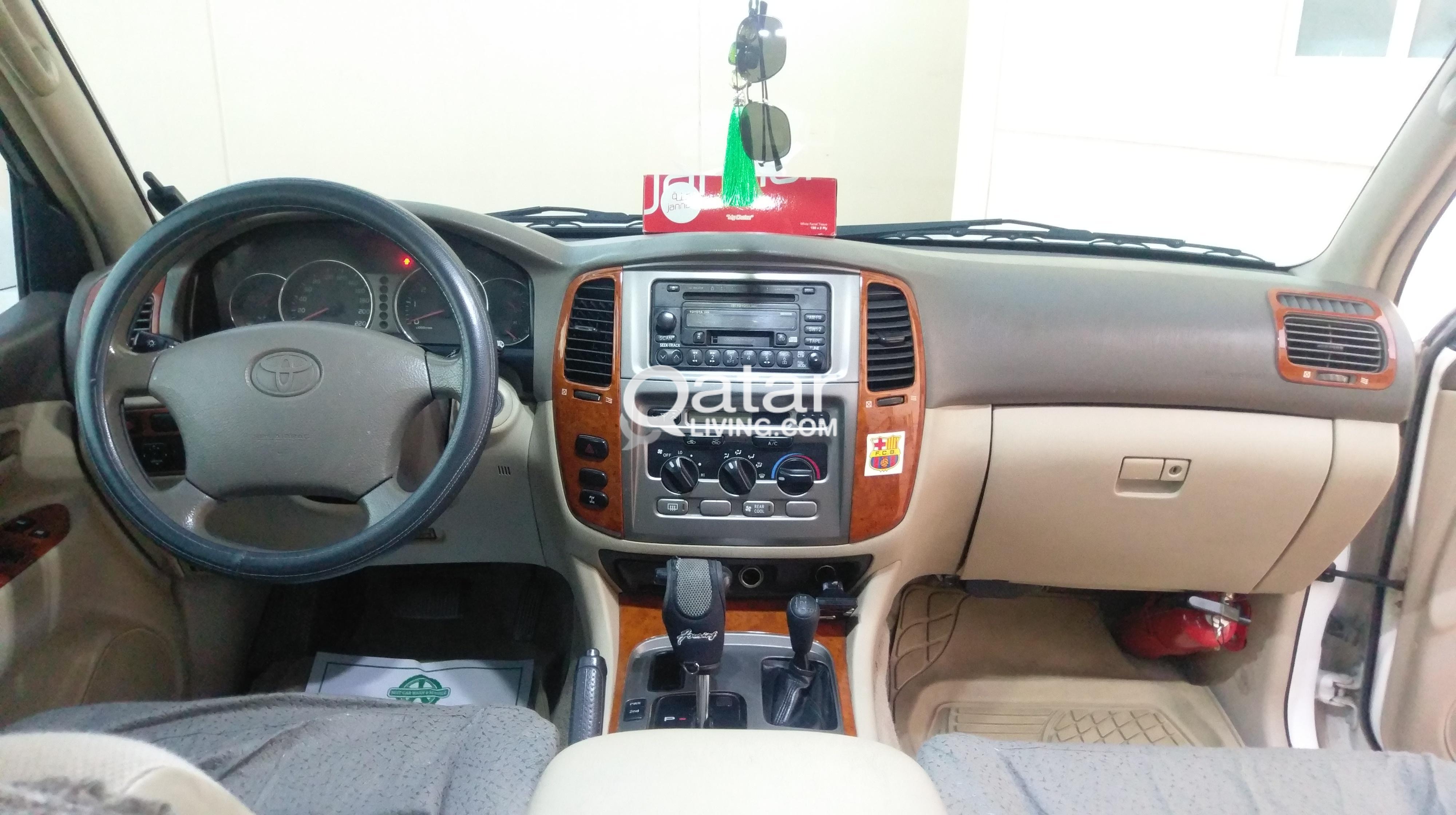 Kelebihan Toyota Land Cruiser 2004 Harga