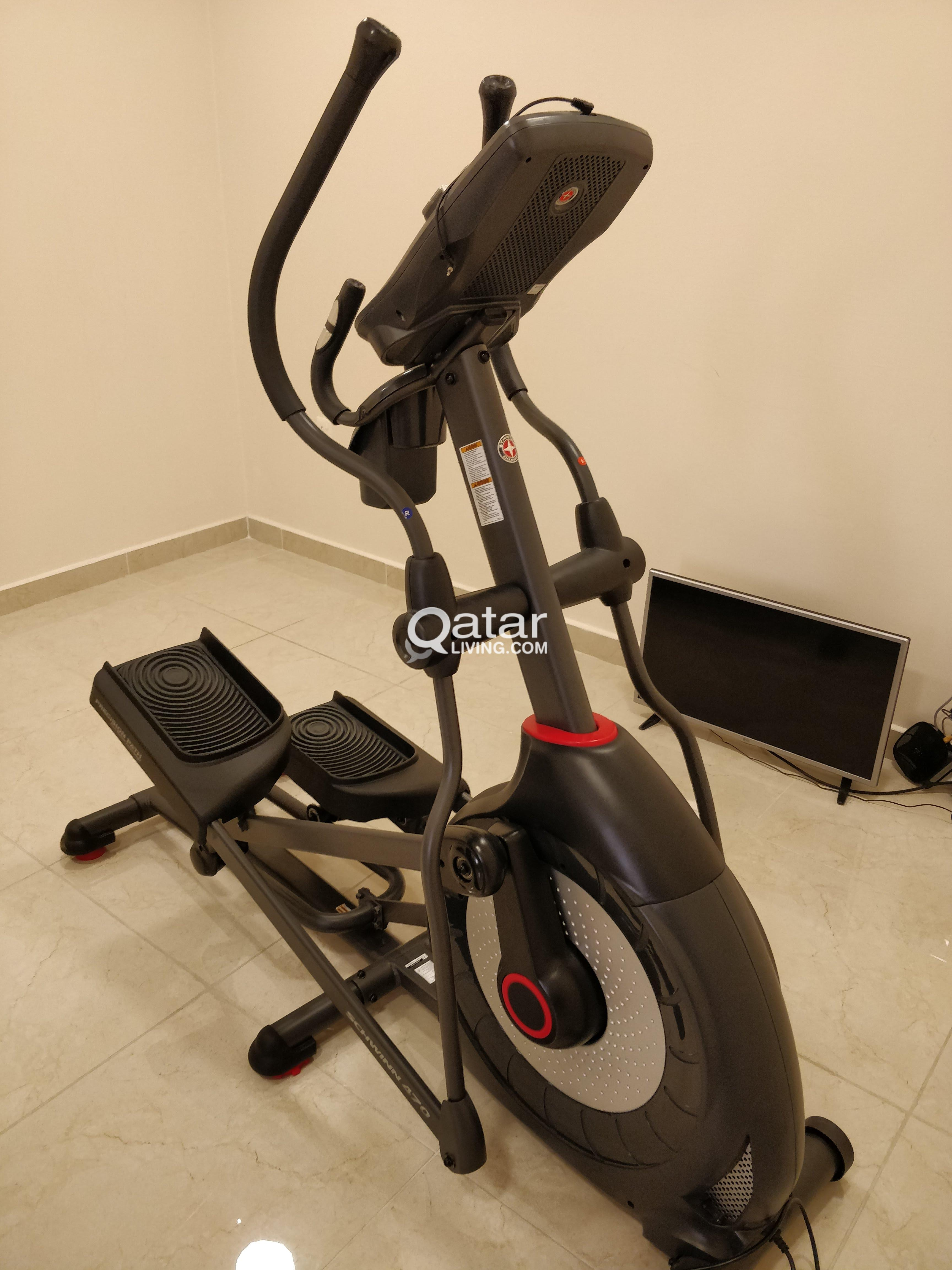 aa10cb933ac Schwinn 470 Elliptical Machine | Qatar Living