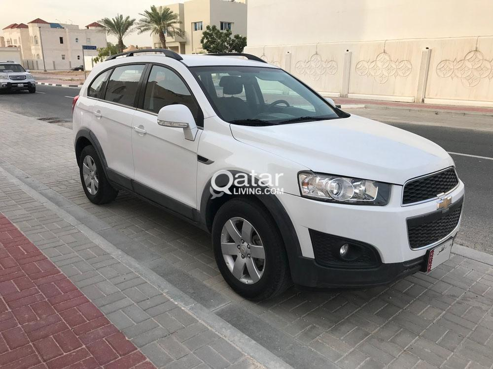 Chevrolet Captiva 2015 Qatar Living